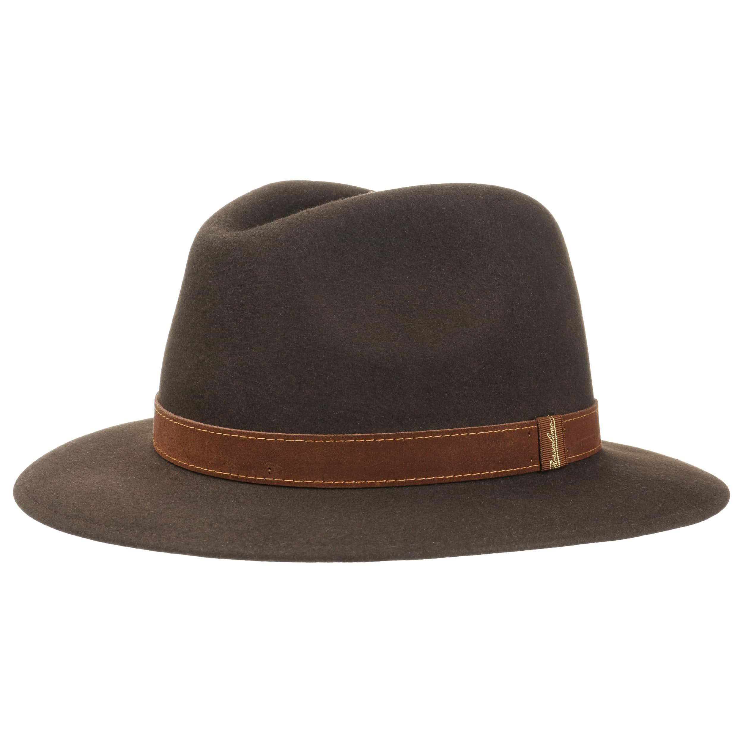 Borsalino Traveller Hats