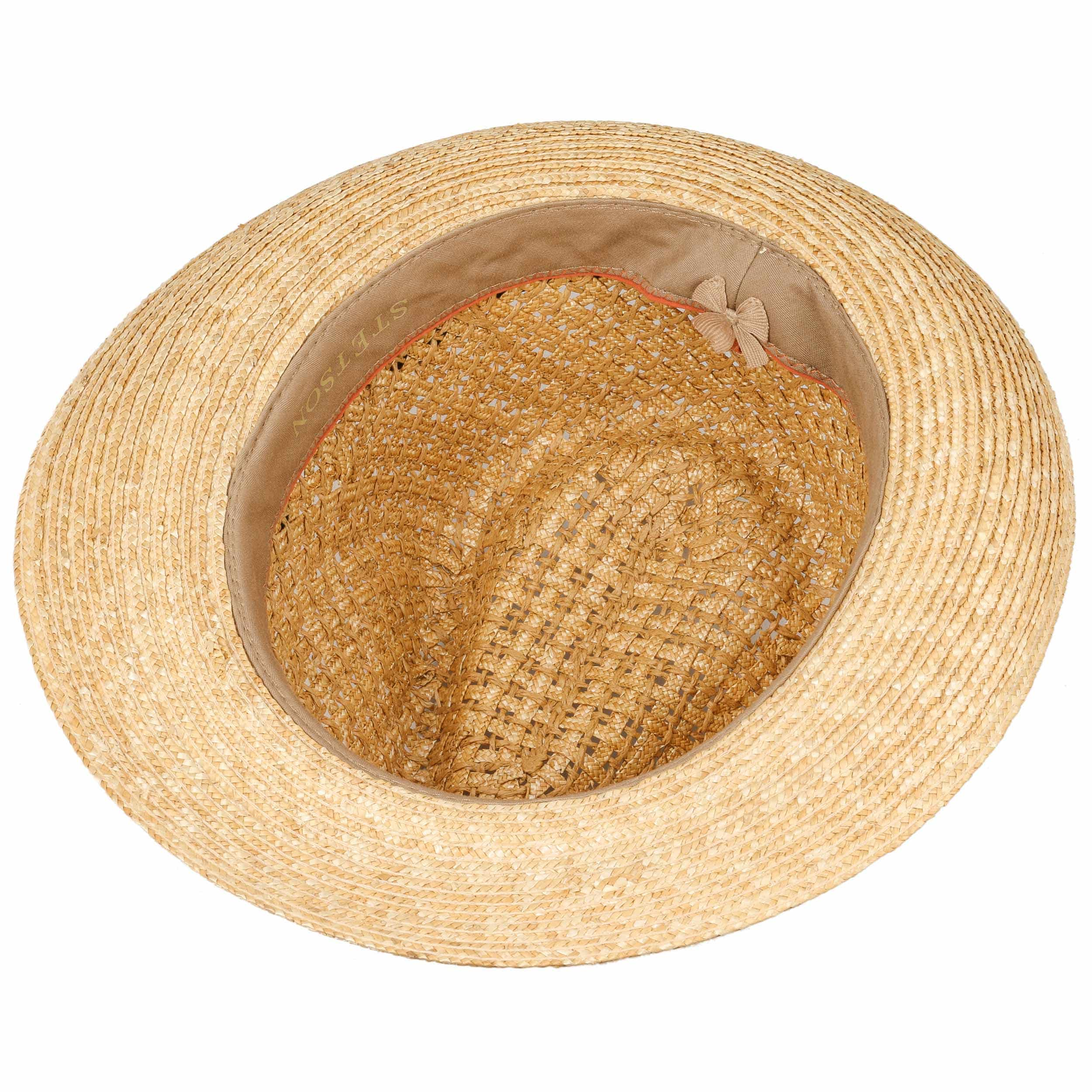 ... Bristow Trilby Straw Hat by Stetson - nature 3 ... ee497435f60f