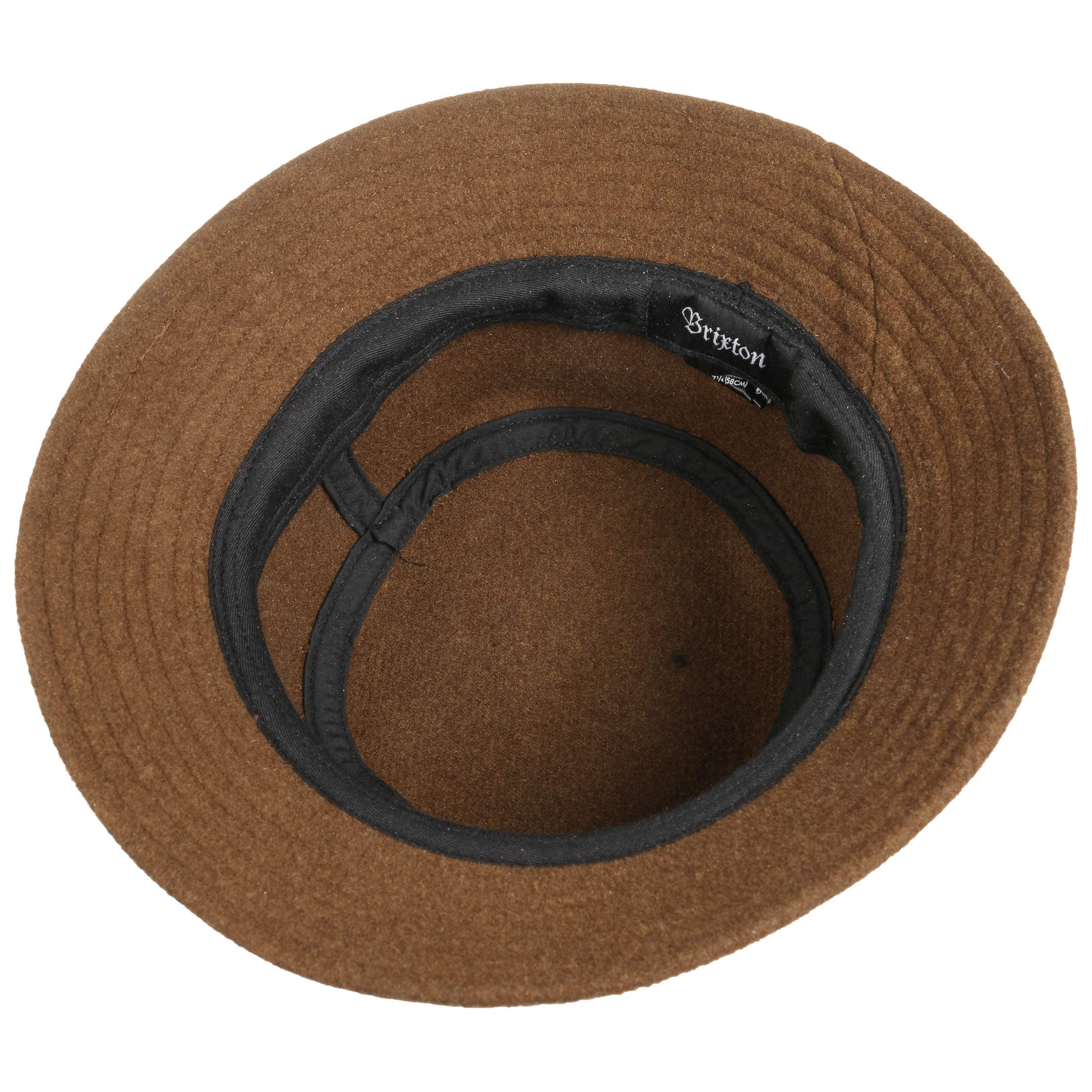 b5a56ae238005b ... netherlands burroughs bucket hat by brixton brown 2 c04a0 4ea34