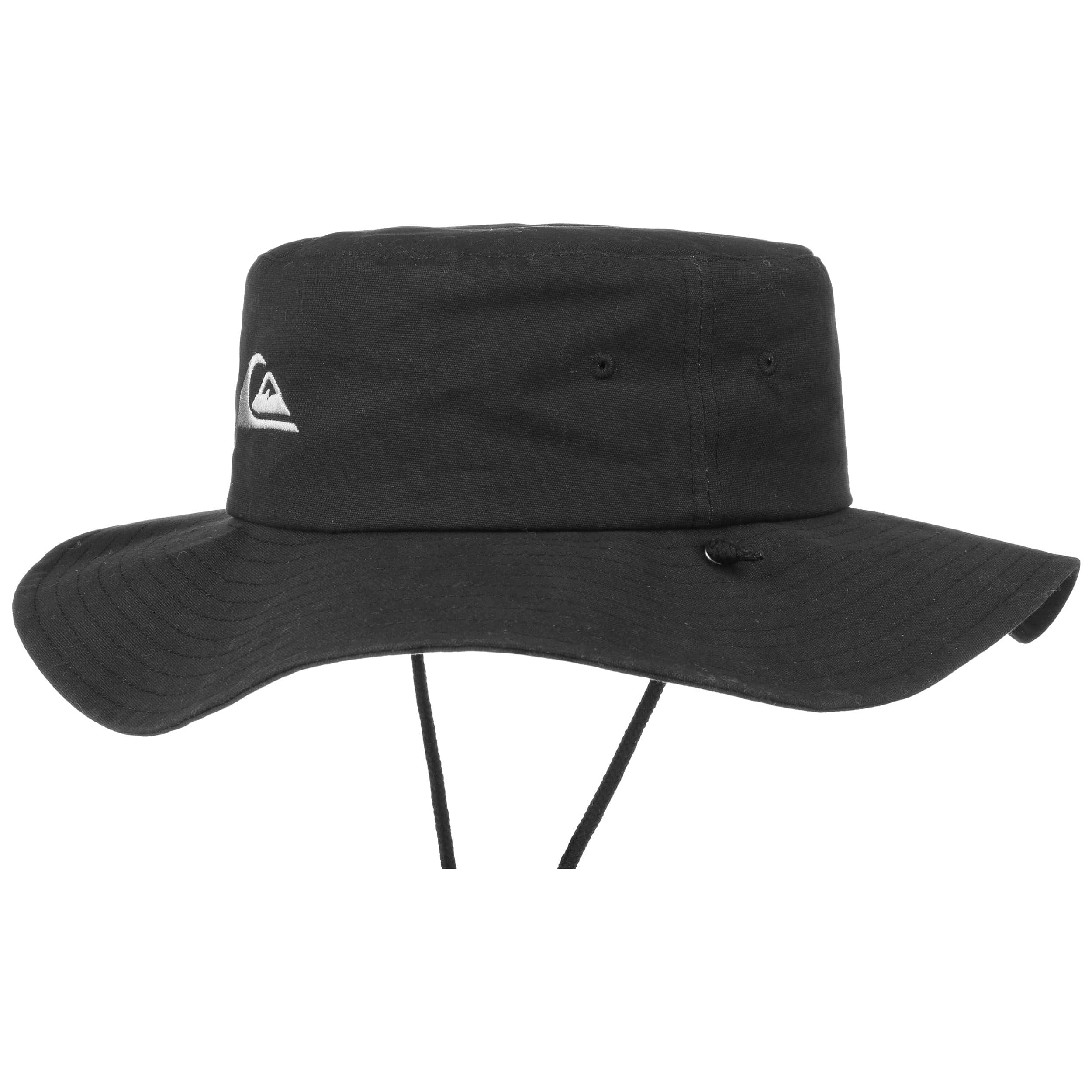 ... Bushmaster Bucket Hat by Quiksilver - black 6 ... 067c11fb024
