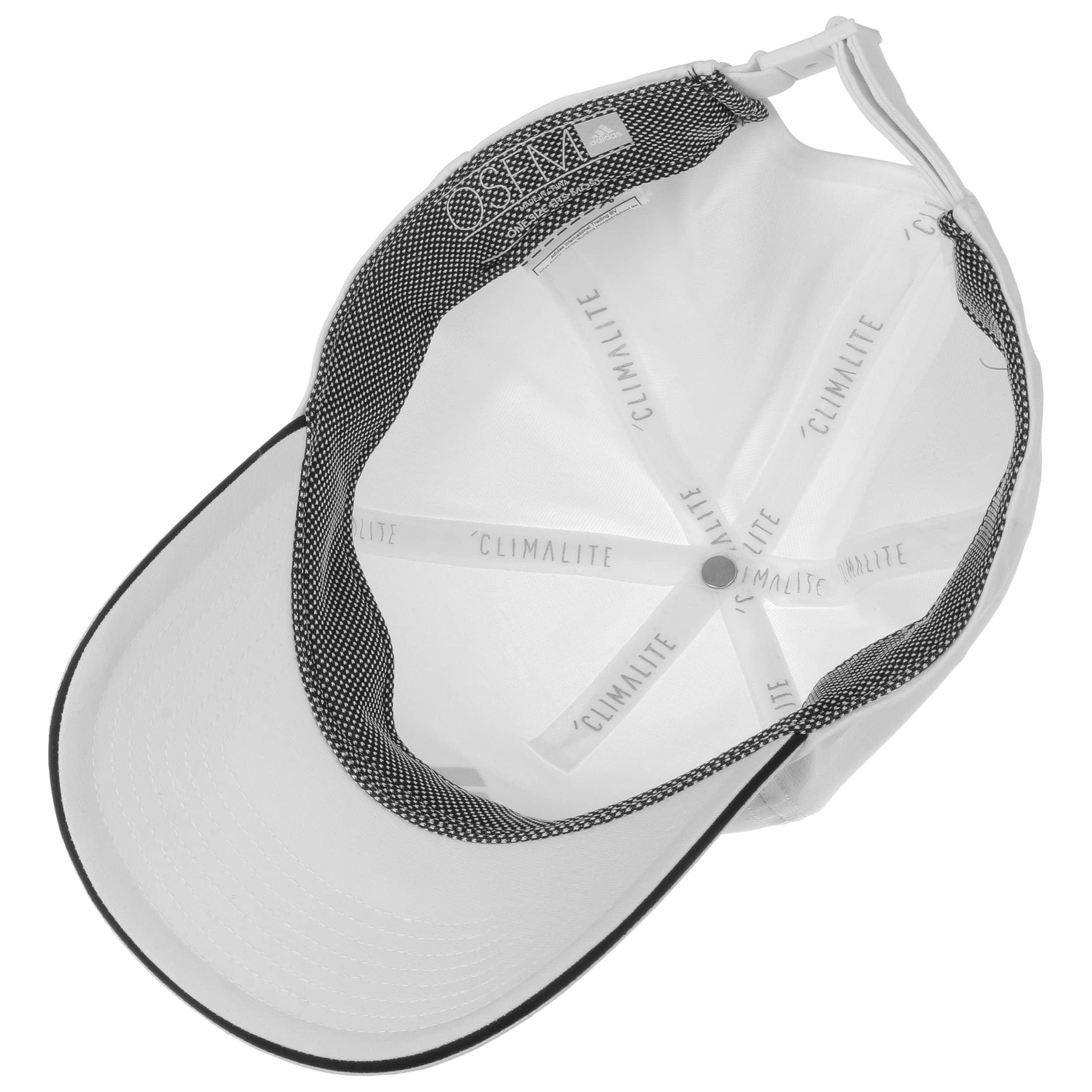 ... C40 5P Climalite Cap by adidas - white 2 ... 1ddfbf9abd5