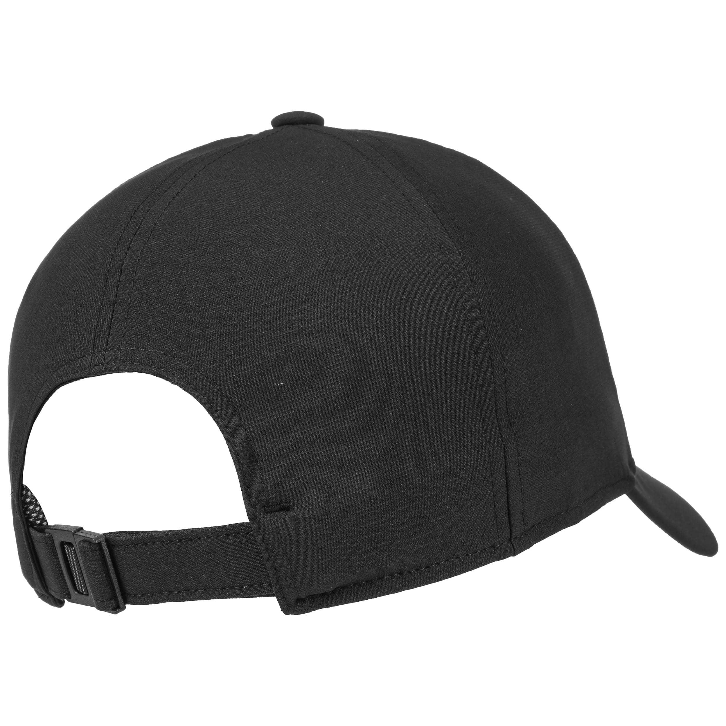 95bba466f ... C40 6P 3S Climalite Cap by adidas - black 3 ...