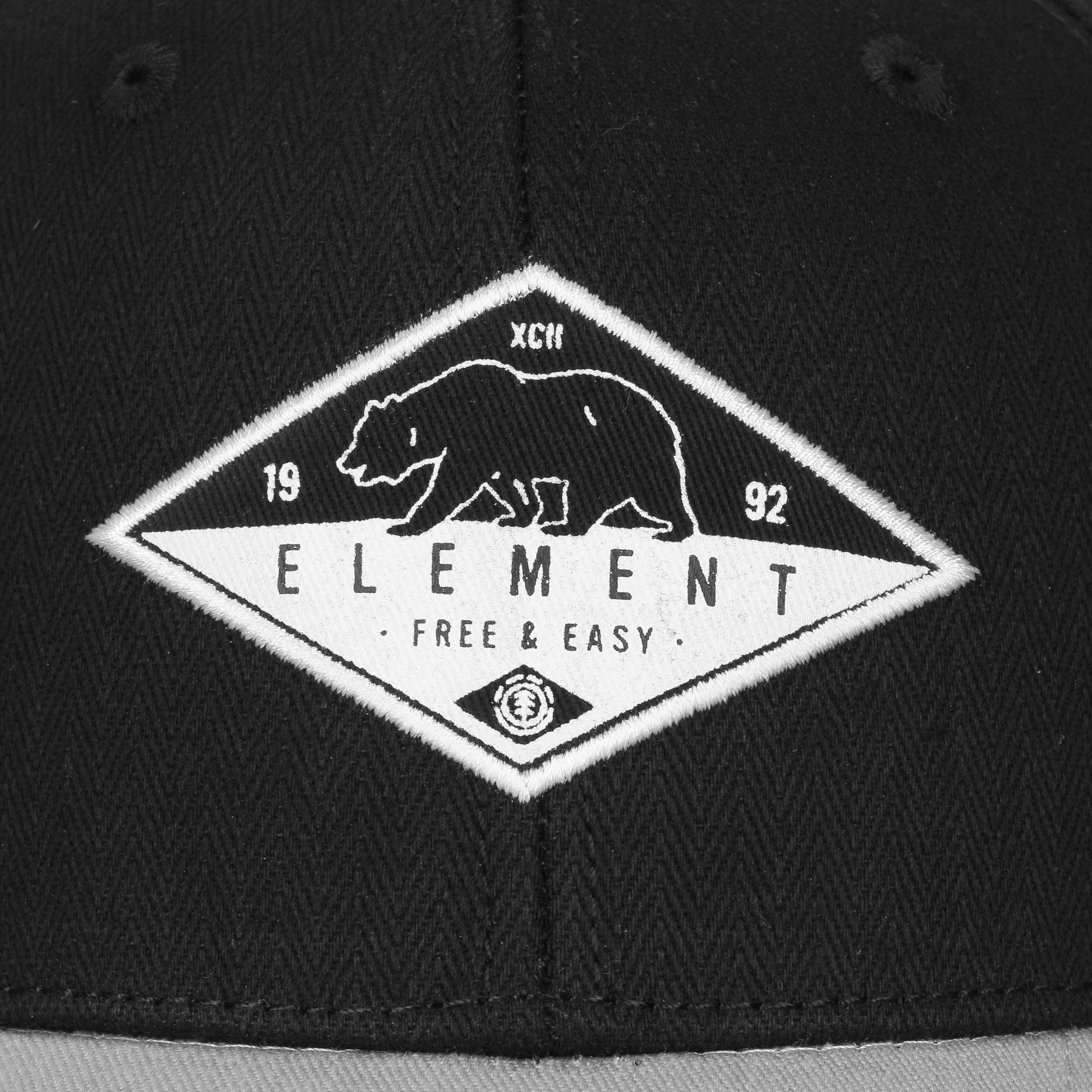 d42529fe939 ... Camp Snapback Cap by element - navy 5 ...