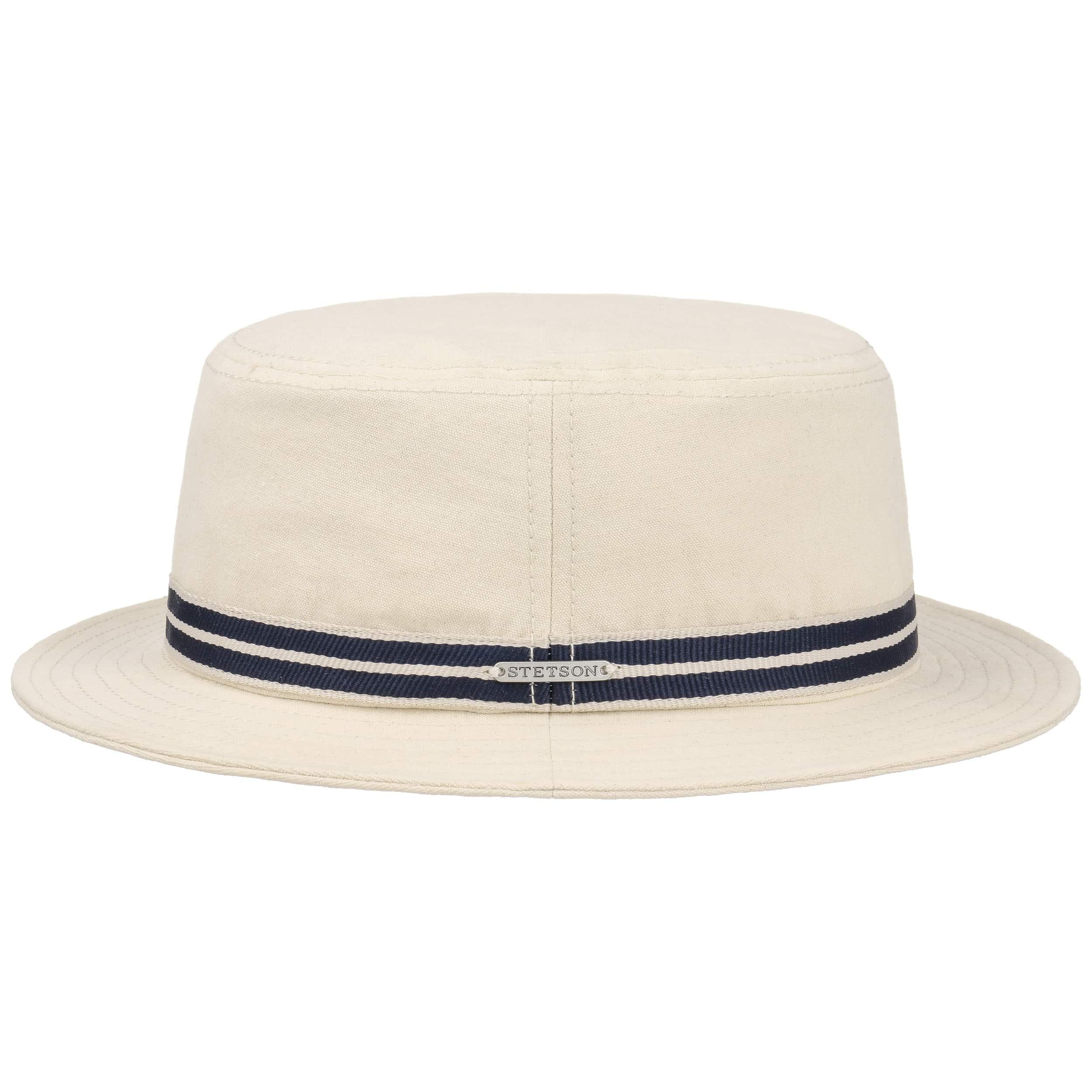 ... Canvas Bucket Hat by Stetson - beige 4 ... 891cf0e4e0e