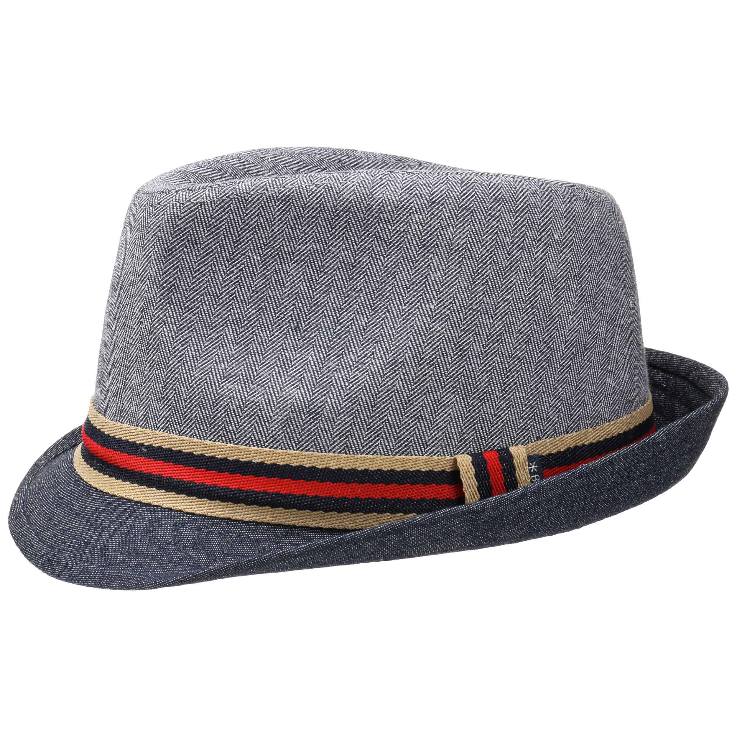 Canza Denim Trilby Cloth Hat by Barts EUR 2999 --u0026gt; Hats caps u0026 beanies shop online ...