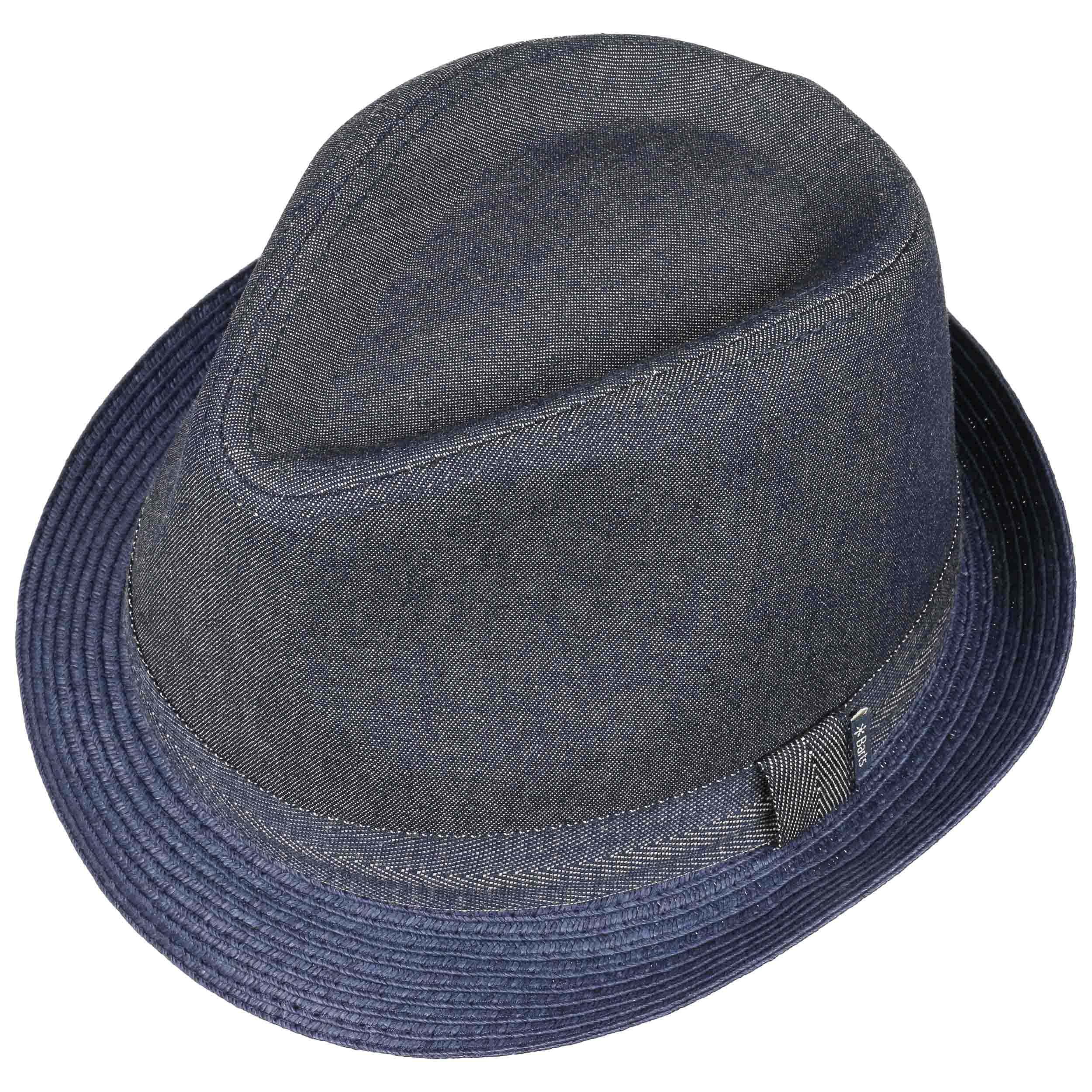 db3fdd60d03ab Canza Denim Trilby Hat by Barts - 1 ...