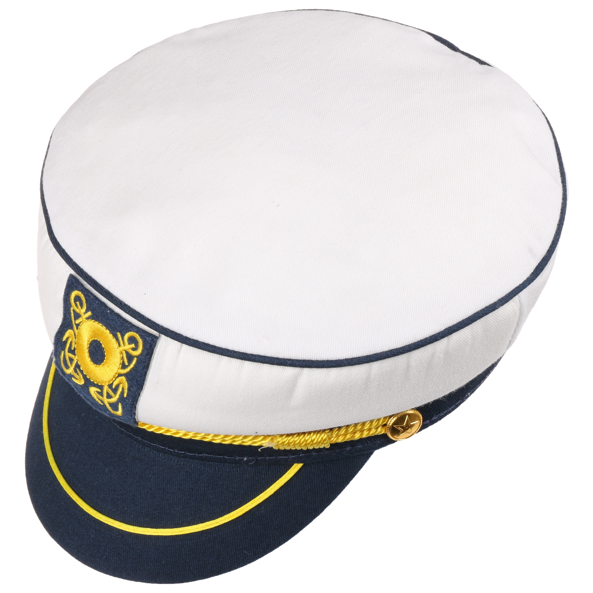 Atlantis KAPITÄNSMÜTZE MÜTZE KAPPE Captain Hat HÜTE CAP NEU