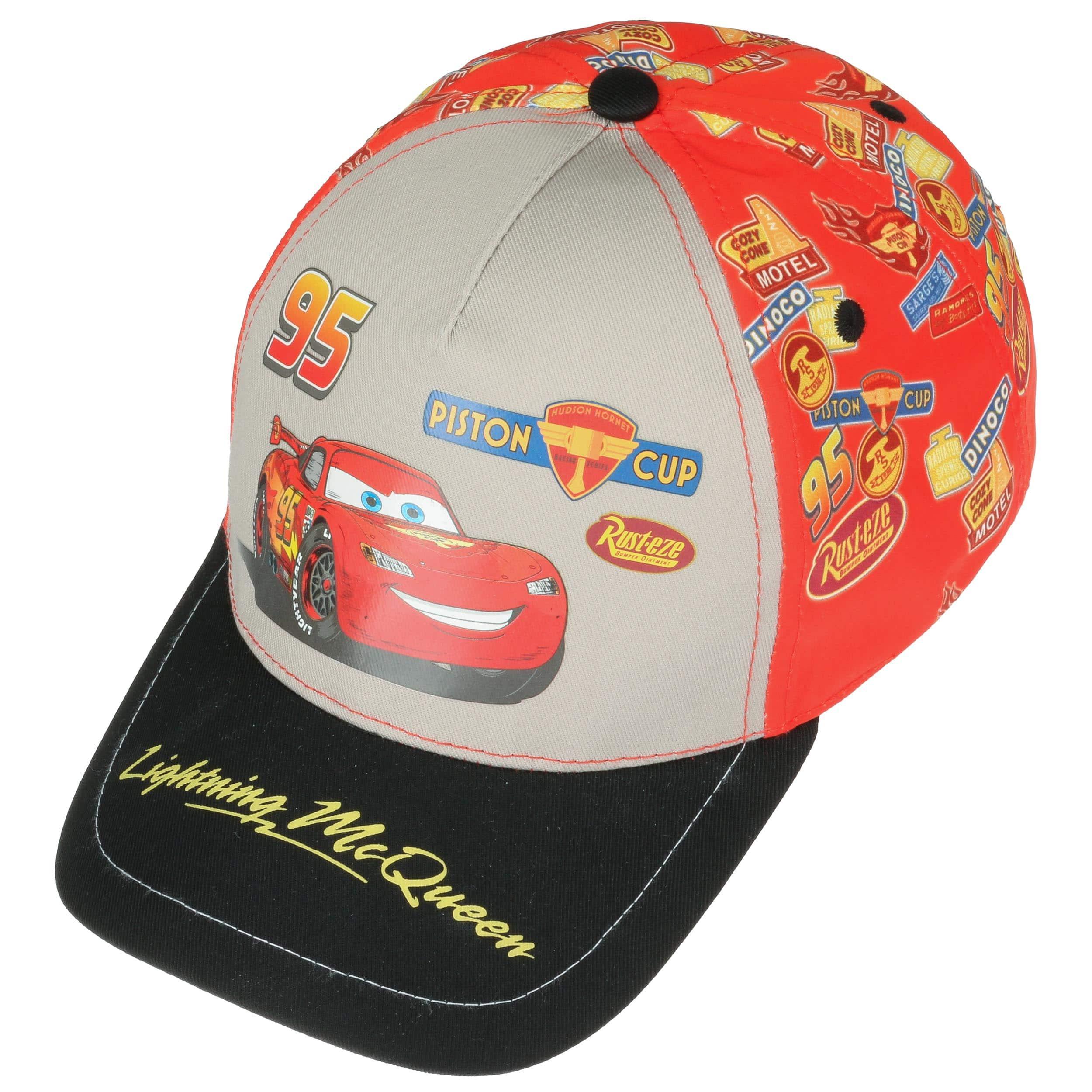 Cars Lightning McQueen Kids Cap - grey-red 1 ... f2902a1d314