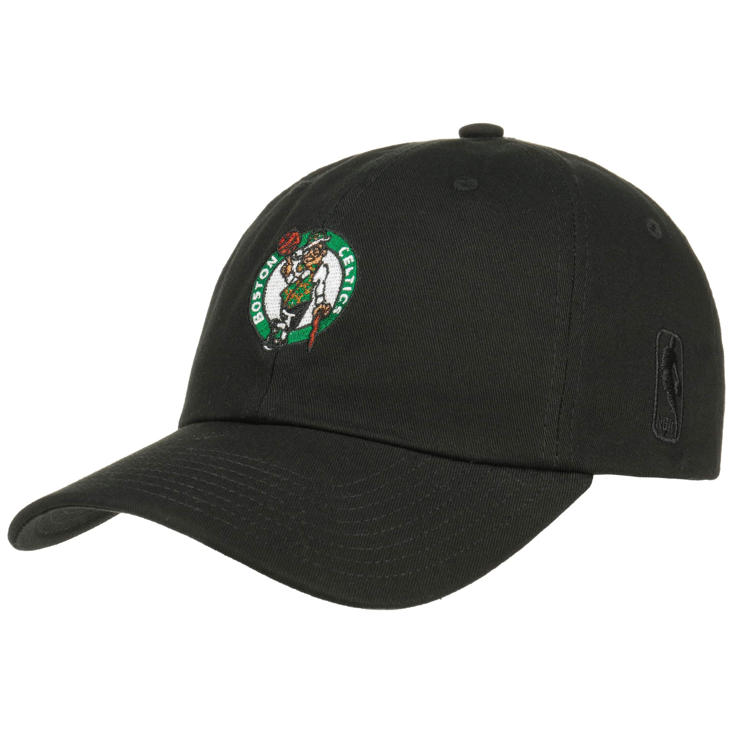 ... Celtics Strapback Cap by Mitchell   Ness - black 6 985c2177421