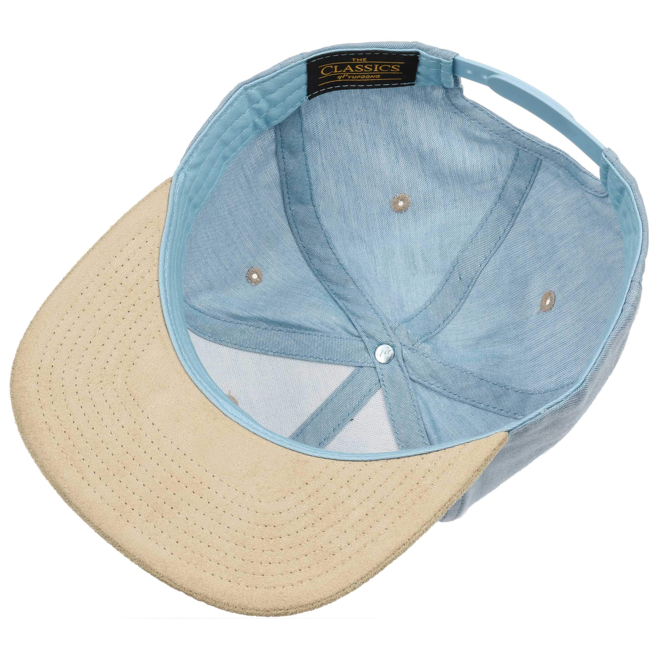 ... 1 · Chambray Suede Snapback Cap - black 2 · Chambray Suede Snapback Cap  - light blue 2 ... 60c8f37b93e9