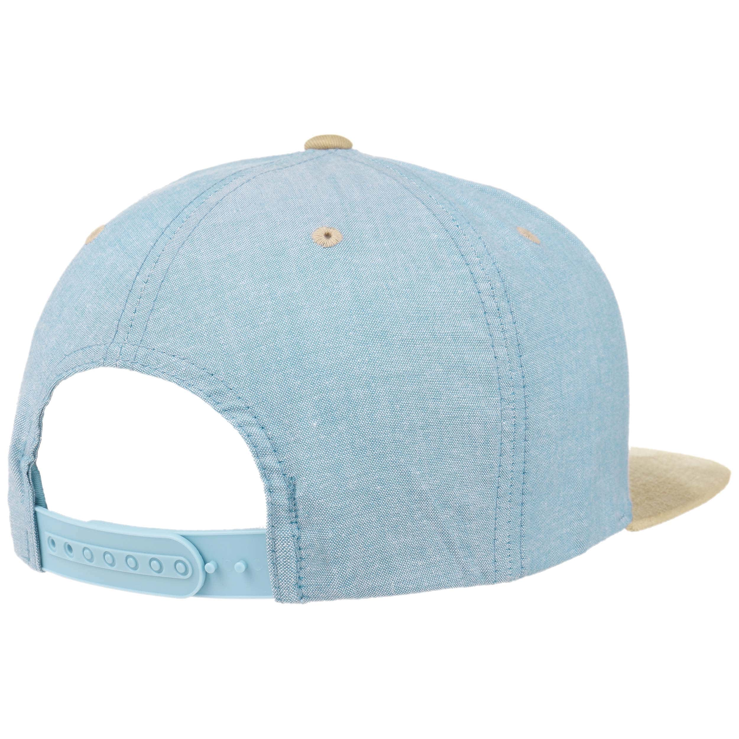 ... black 3 · Chambray Suede Snapback Cap - light blue 3 ... f473bf70decc