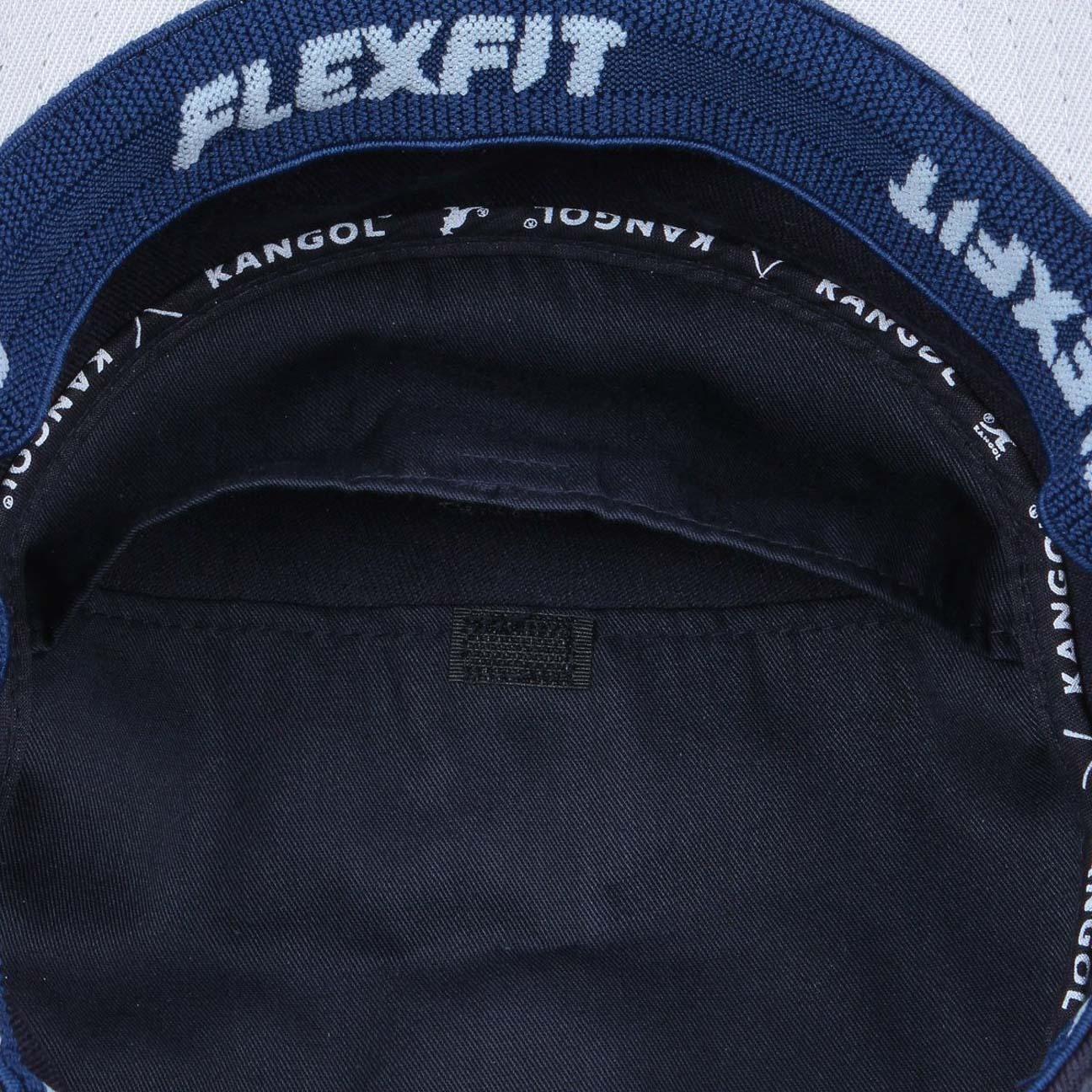 ... Championship Army Cap Flexfit by Kangol - blue 6 ... 1e82e86544d7