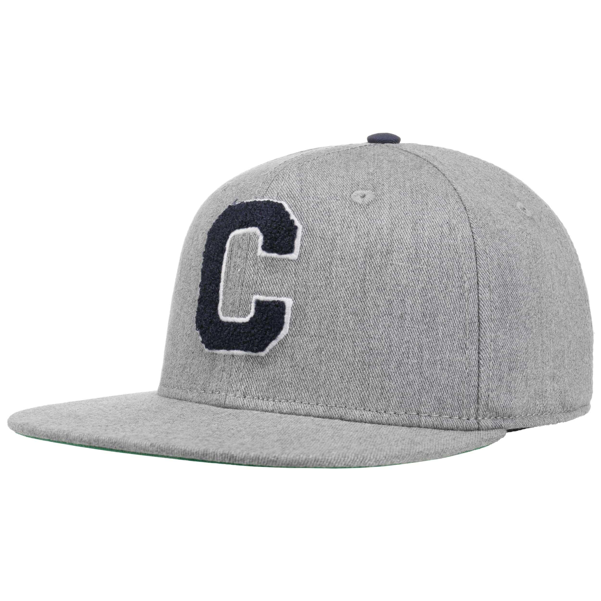 ... Chenille C Snapback Cap by Converse - black 5 44458b92f56f