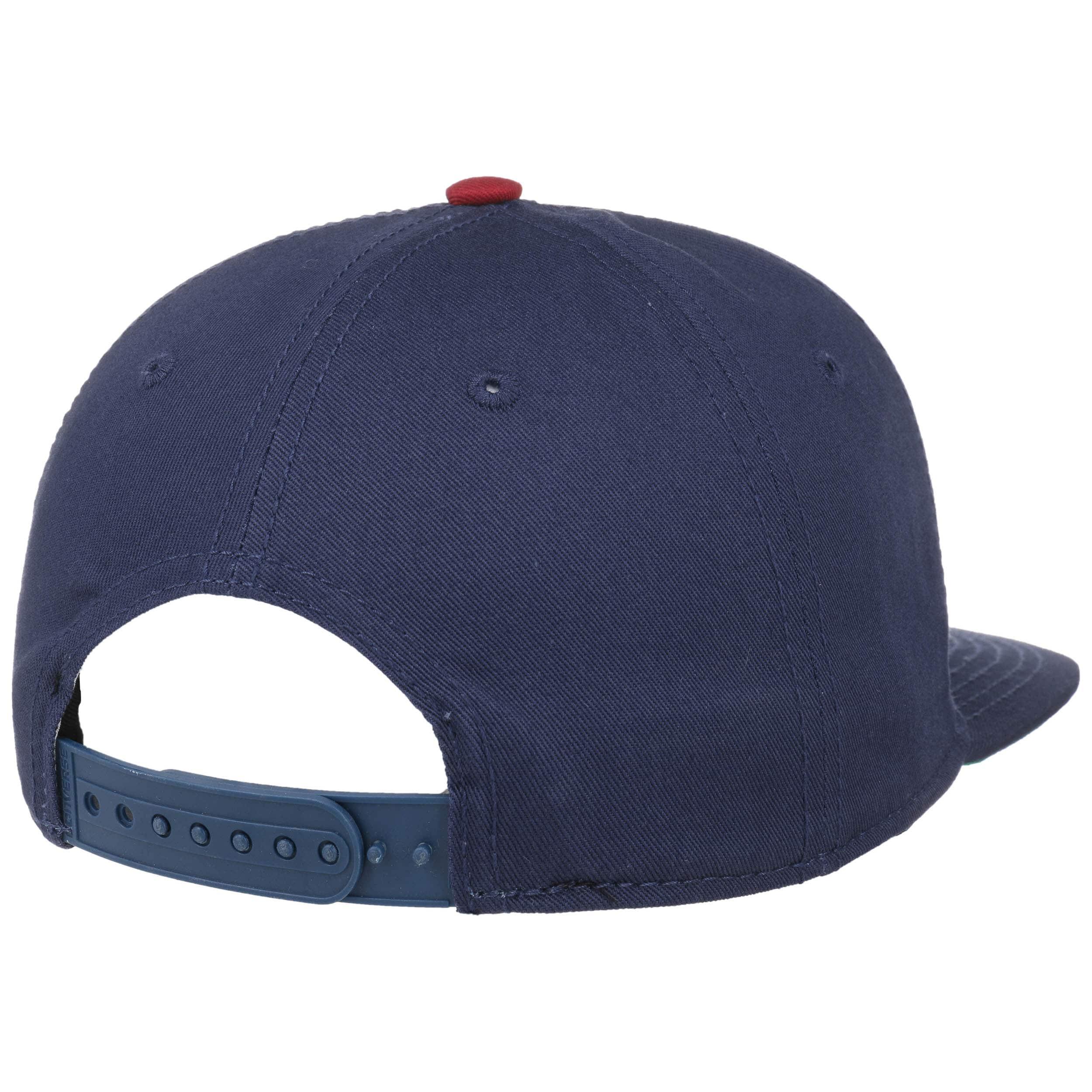 ... Chenille C Snapback Cap by Converse - navy 3 ... 0bb02bf5e3ea