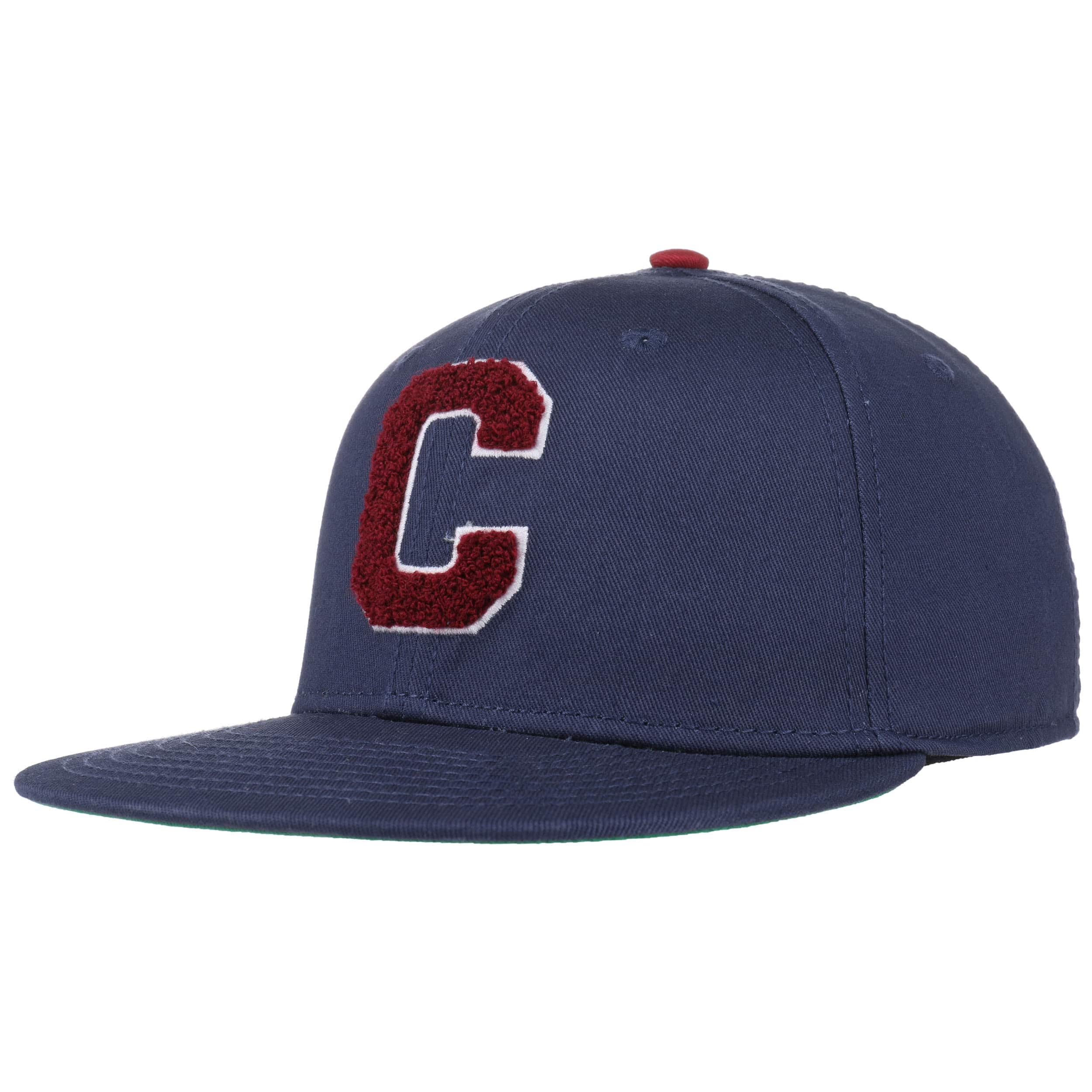 ... Chenille C Snapback Cap by Converse - navy 5 ... 045cacee9f81