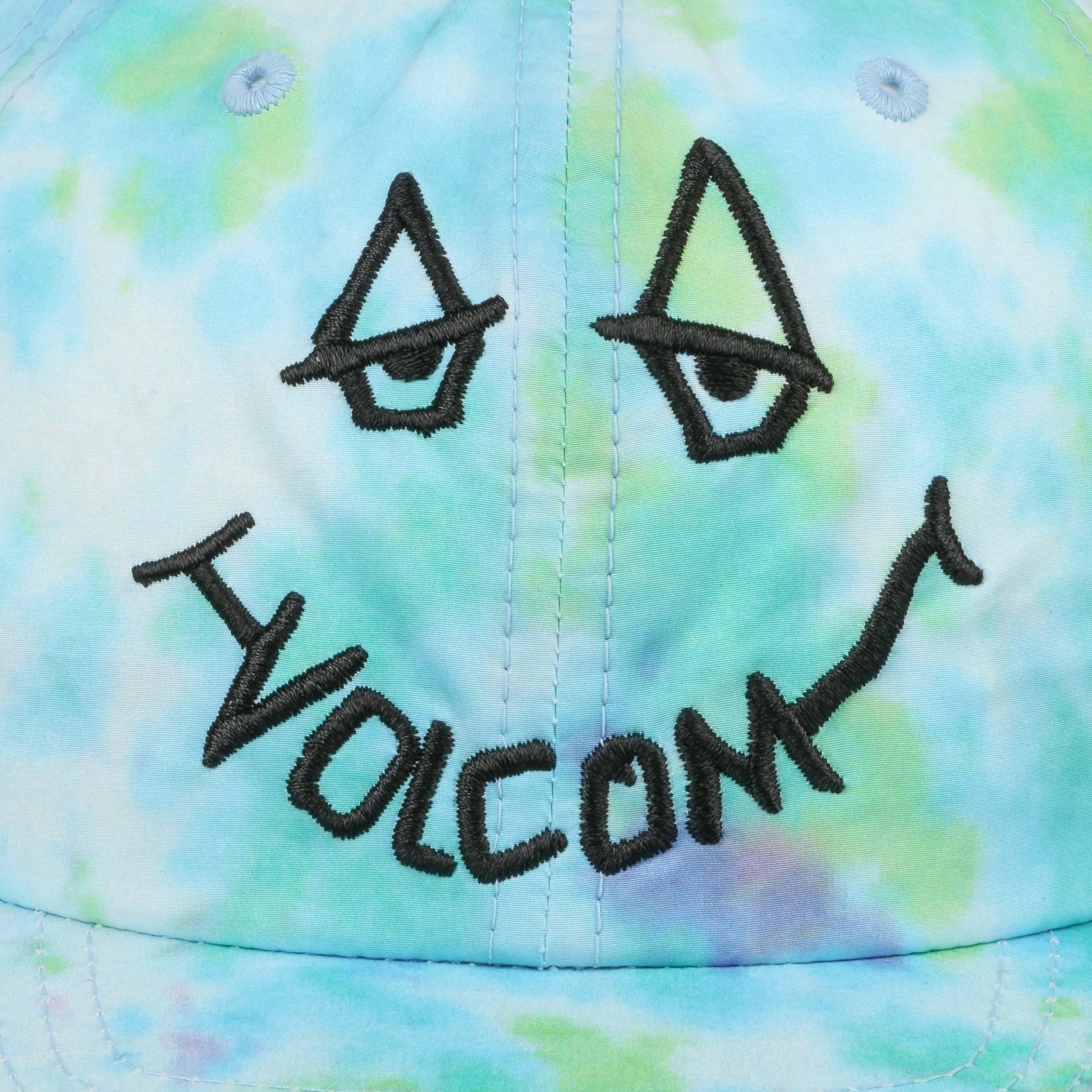 9ebe4d420 ... Chilly Strapback Cap by Volcom - light blue 4 ...