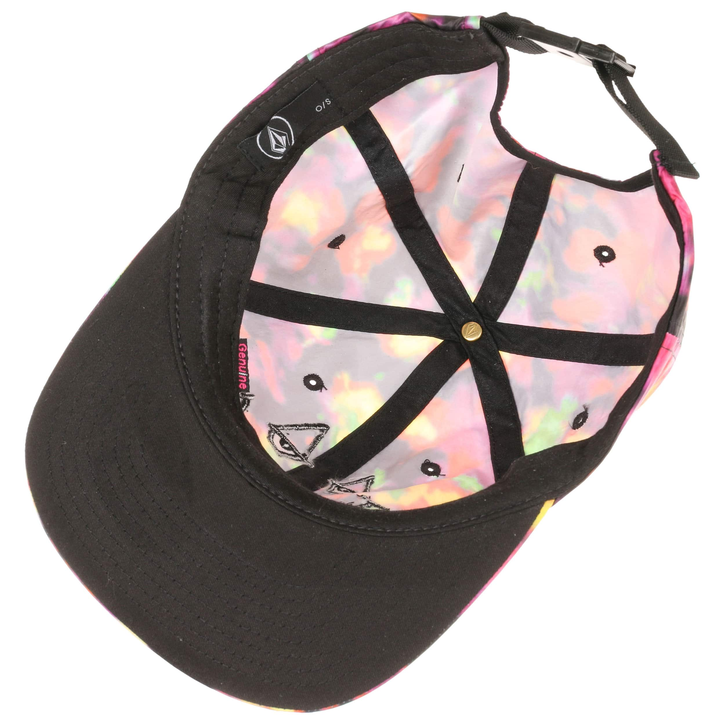 8464a4443 ... Chilly Strapback Cap by Volcom - purple 2 ...
