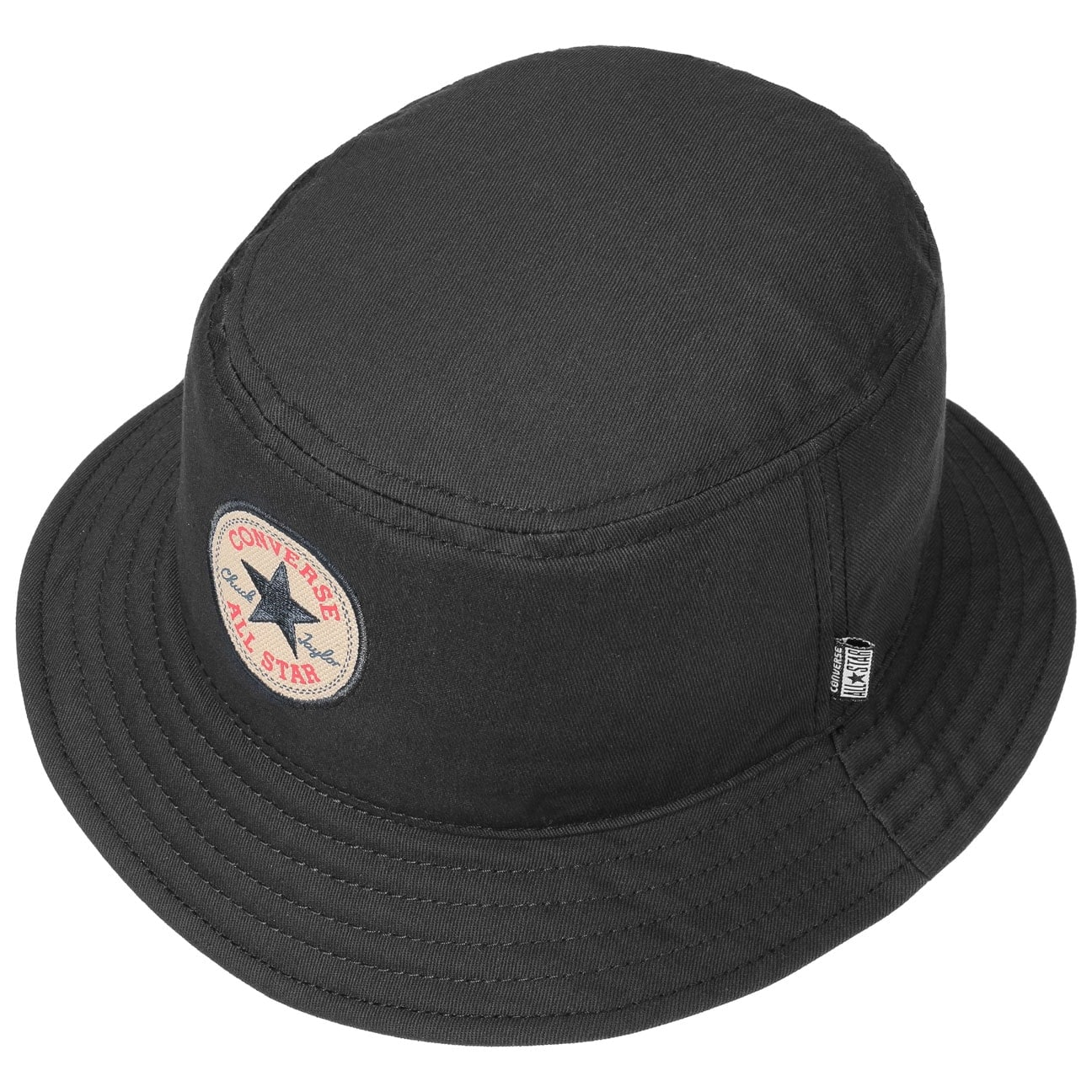 888bcdd3404 ... Classic Bucket Hat by Converse - black 2 ...