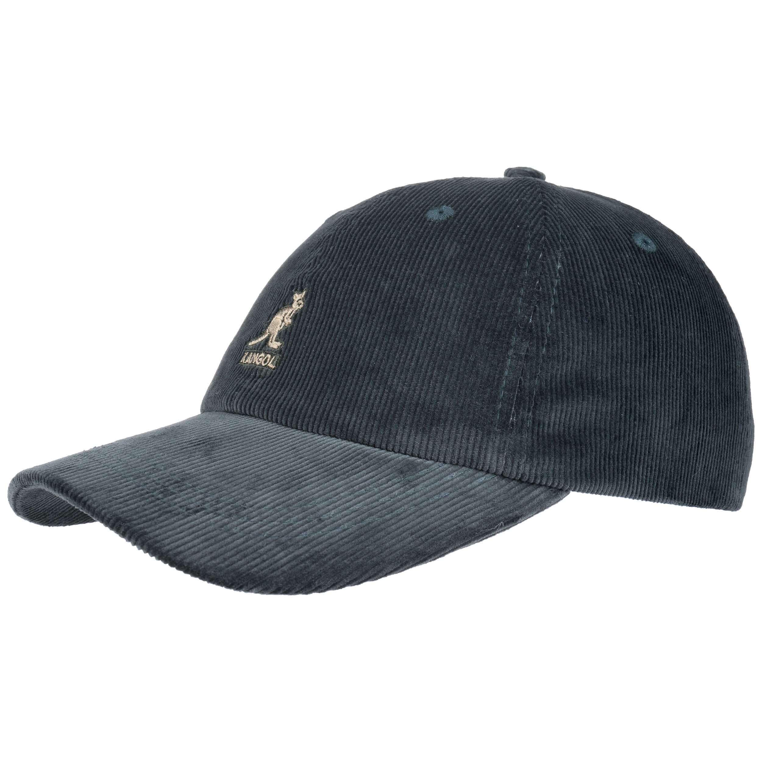 665792d0932 ... Classic Corduroy Baseball Cap by Kangol - dark green 5 ...