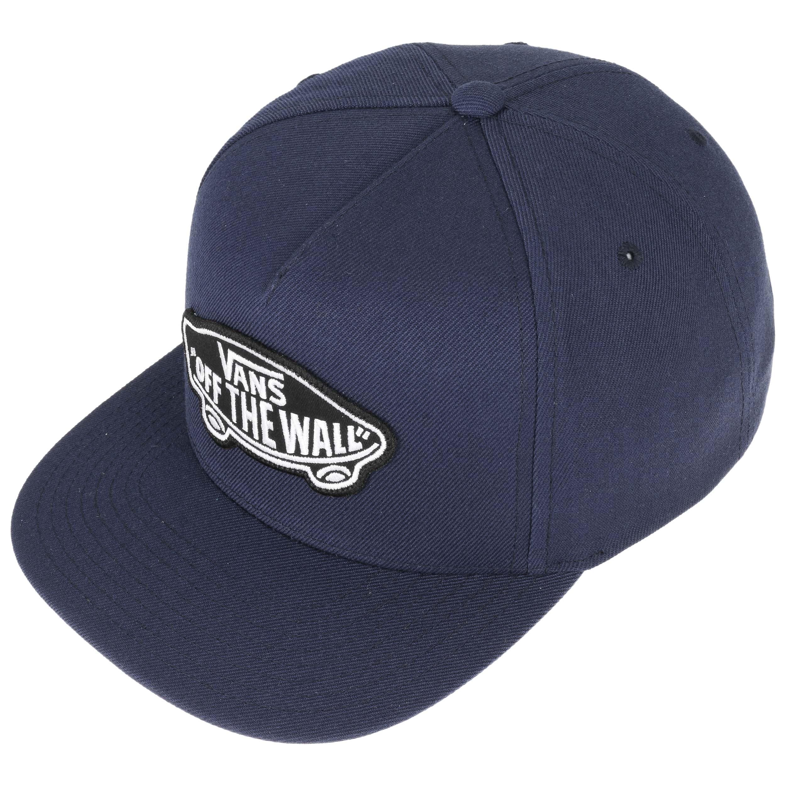4927bc249ad0 ... Classic Patch Snapback Cap by Vans - navy 1 ...