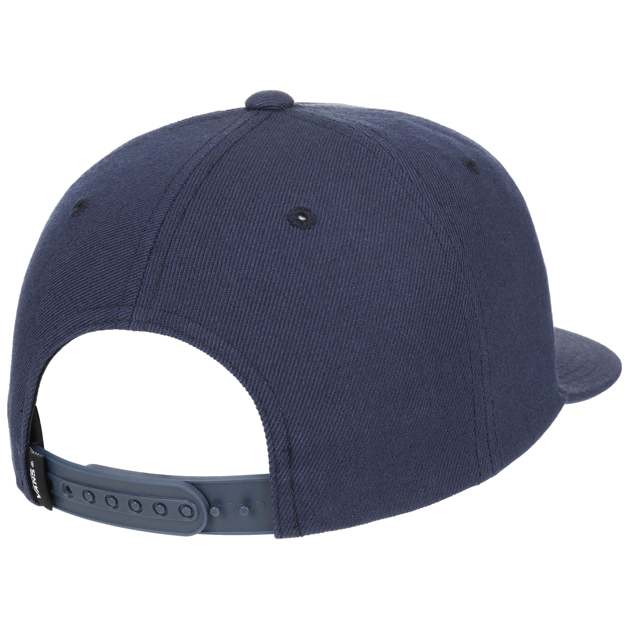 dbf115477028 ... Classic Patch Snapback Cap by Vans - navy 3 ...