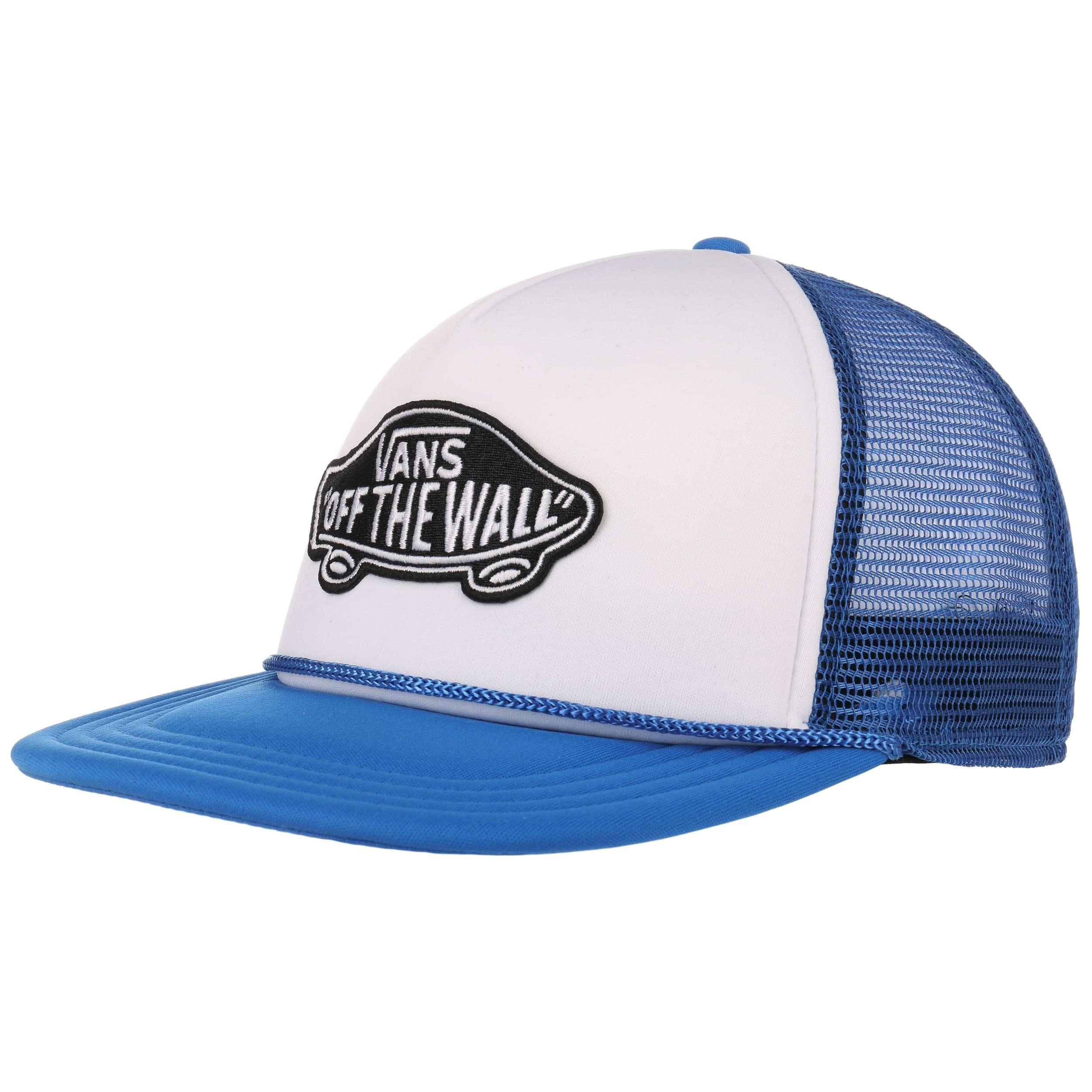 blue vans cap