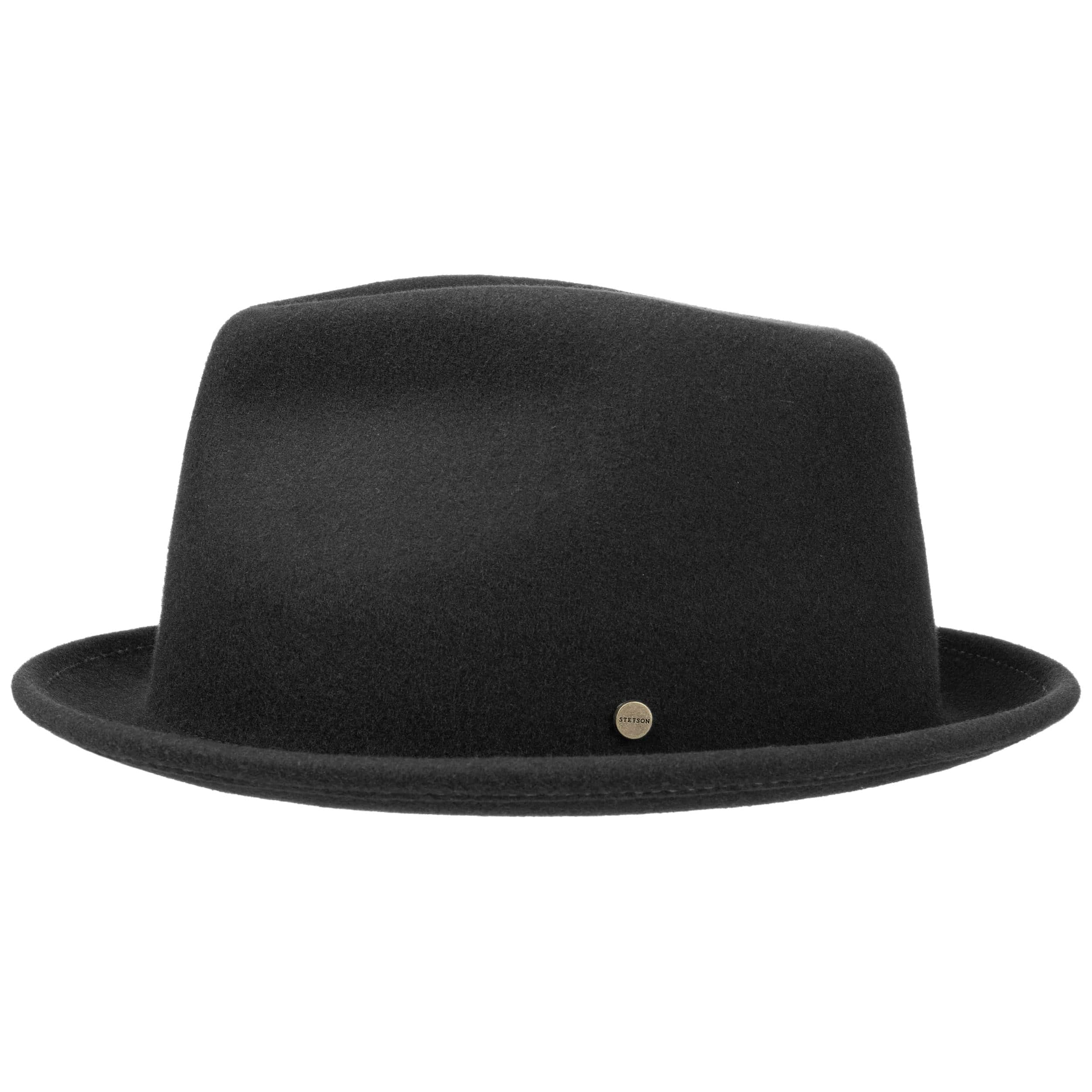 Plain VitaFelt Player Hat by Stetson Pork pie hats Stetson DeAiK5OY