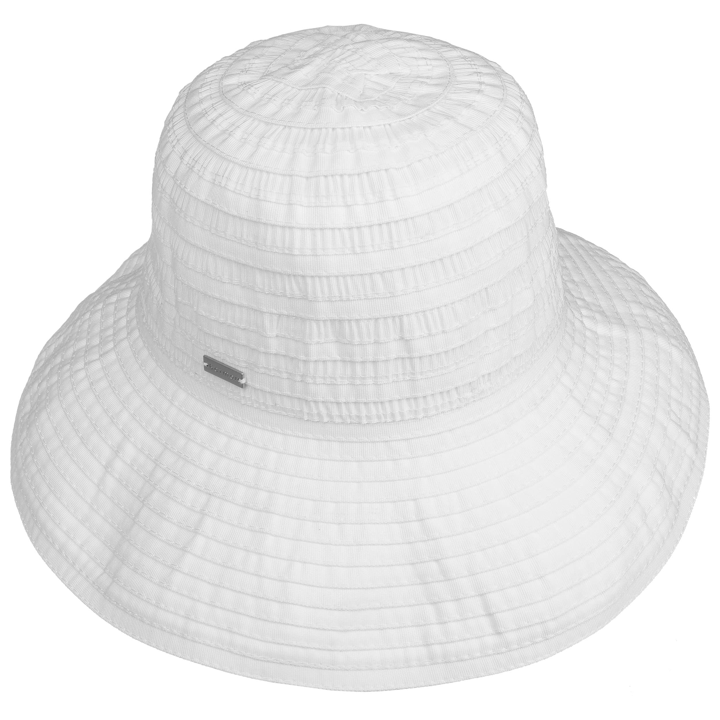 8693cf22653 Classic Sunshade Hut by Betmar - weiß 1 ...