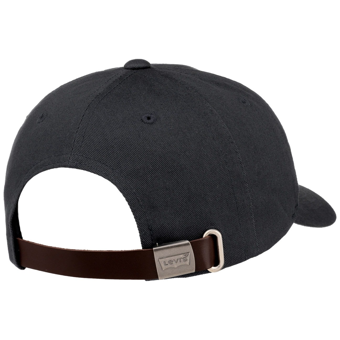 20f4a2cad5e4e9 ... Classic Twill Red Tab Cap by Levi´s - black 4 ...