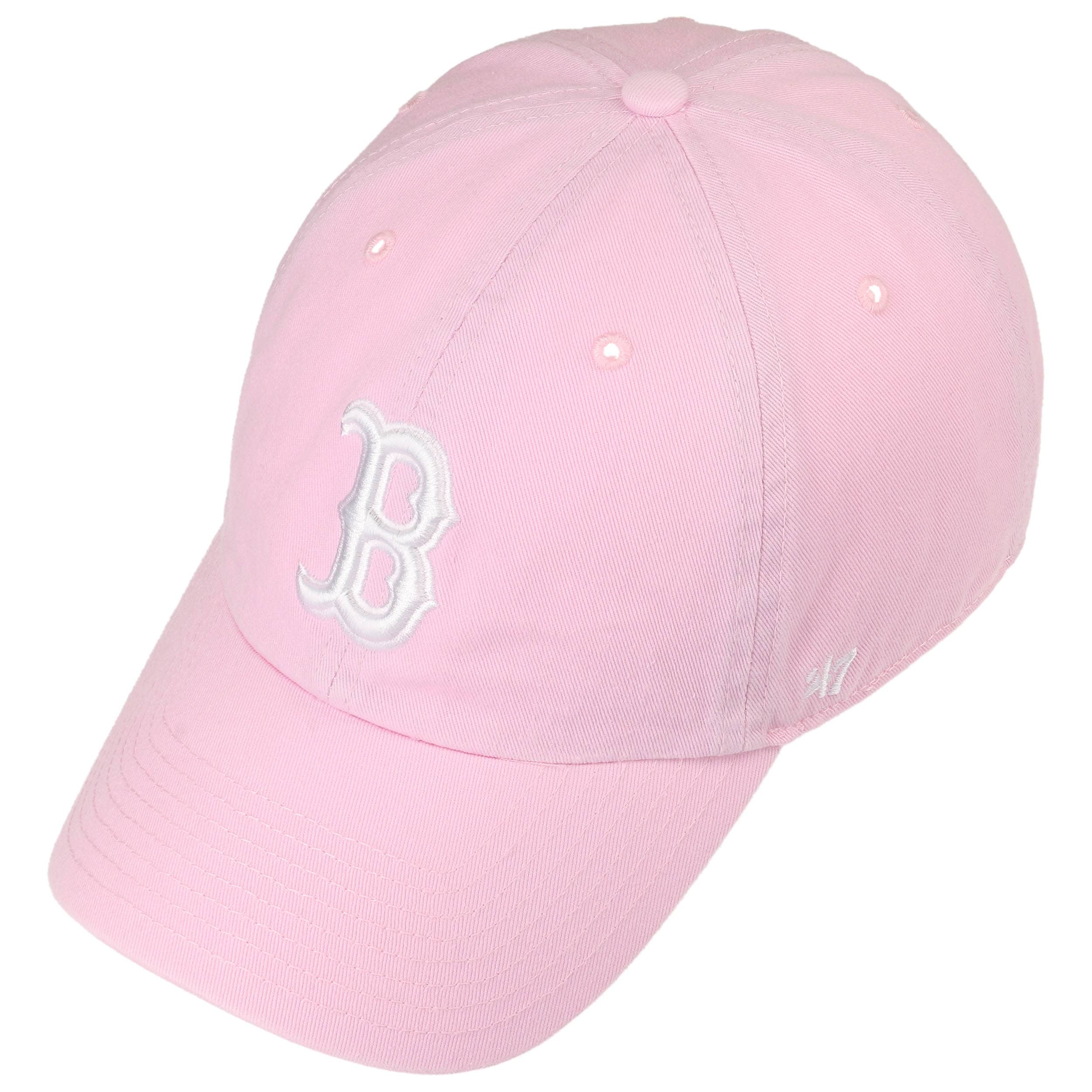 be1831c9522 Clean Up Boston Red Sox Cap. by 47 Brand