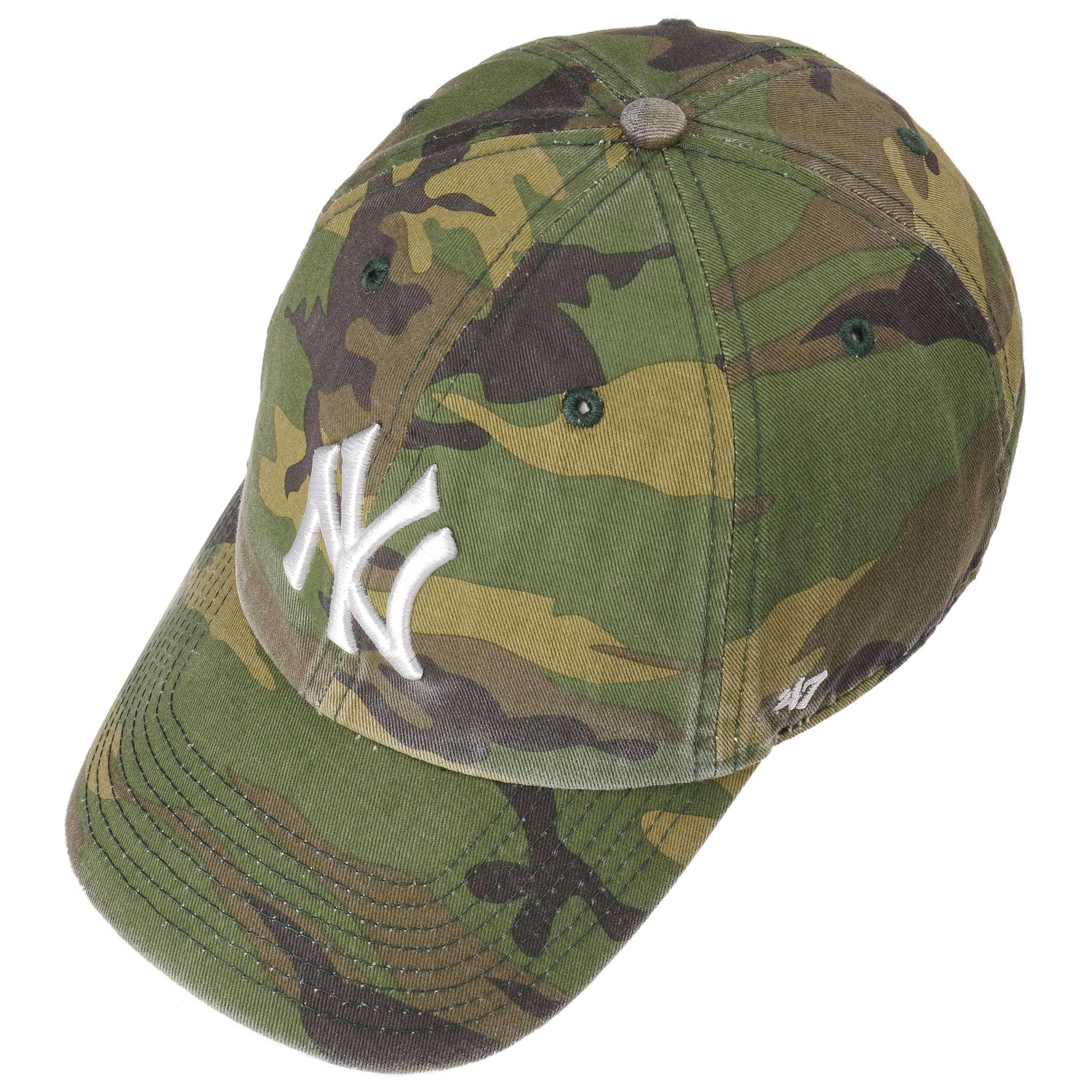 9d4df69a Clean Up Camo Yankees Cap by 47 Brand - camouflage 1 ...