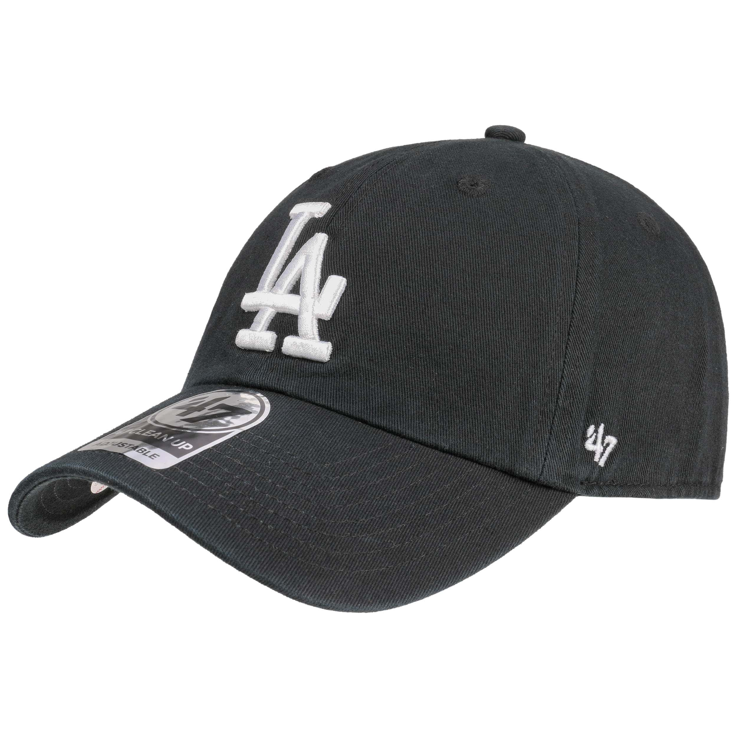 08689fce Clean Up LA Dodgers Cap by 47 Brand