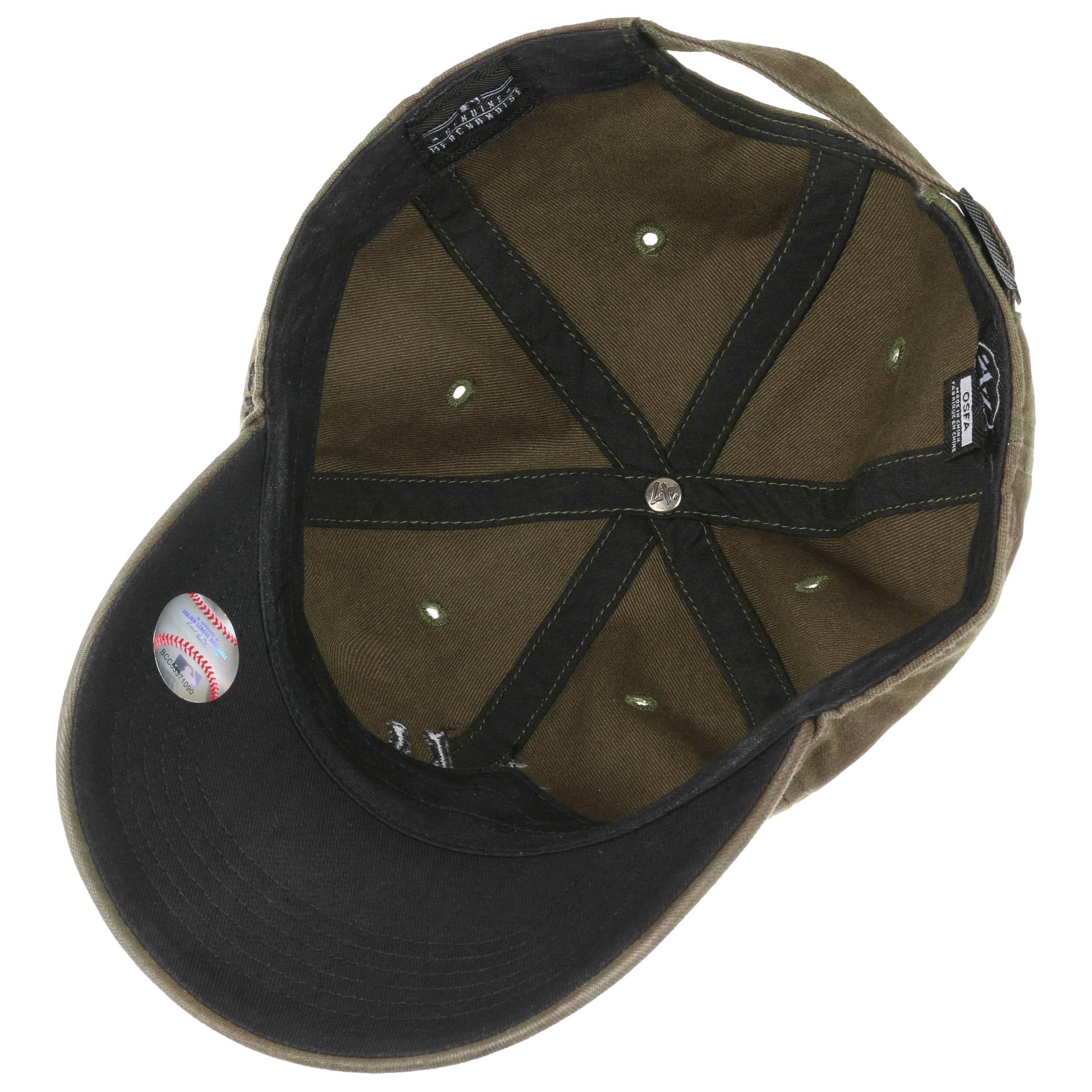 4d7392d569d ... Clean Up Regiment Yankees Cap by 47 Brand - camouflage 2 ...