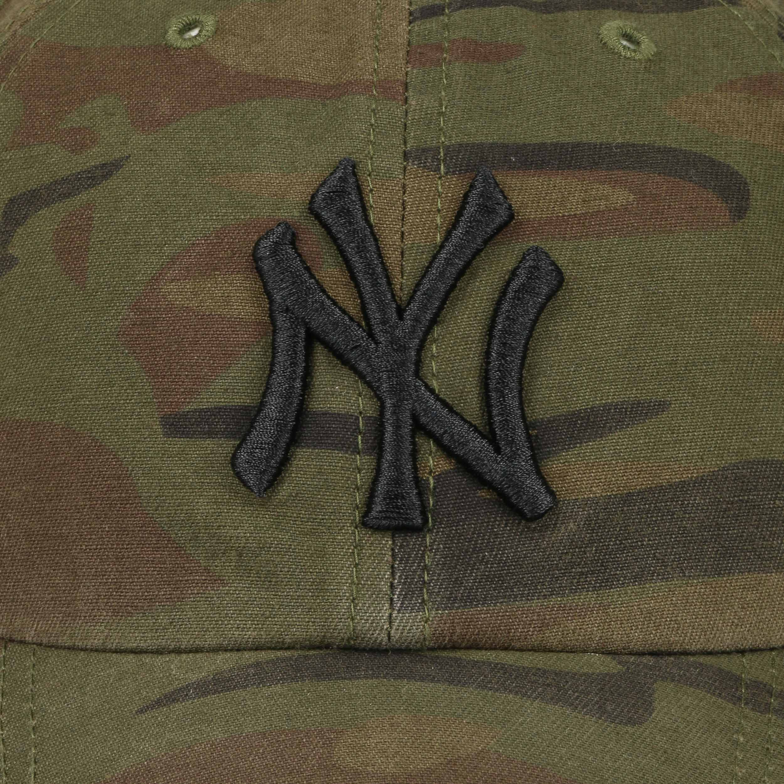 3fc65279642 ... Clean Up Regiment Yankees Cap by 47 Brand - camouflage 4 ...
