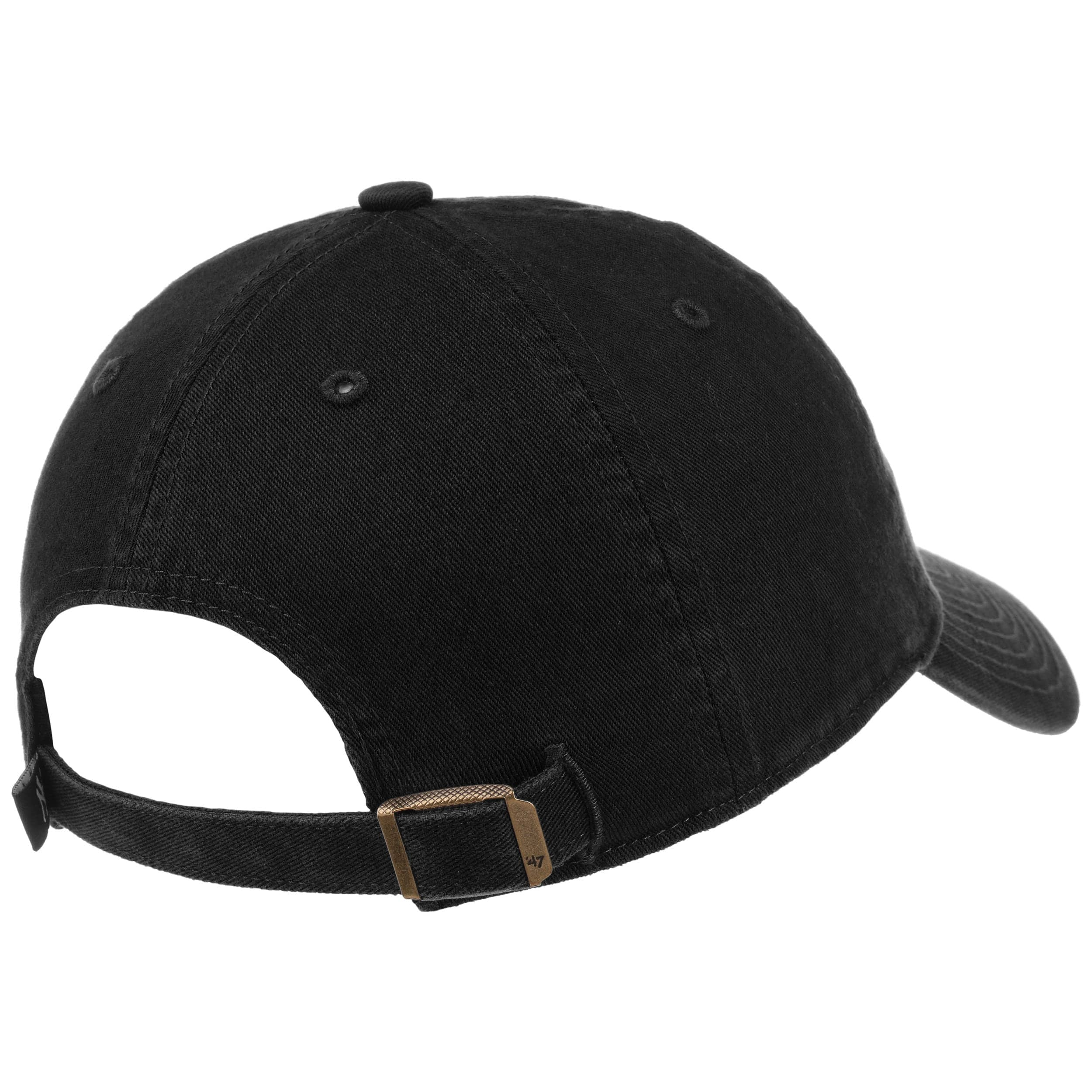 ... Clean Up Youth Yankees Cap by 47 Brand - black 3 ... 3acc044c8f3