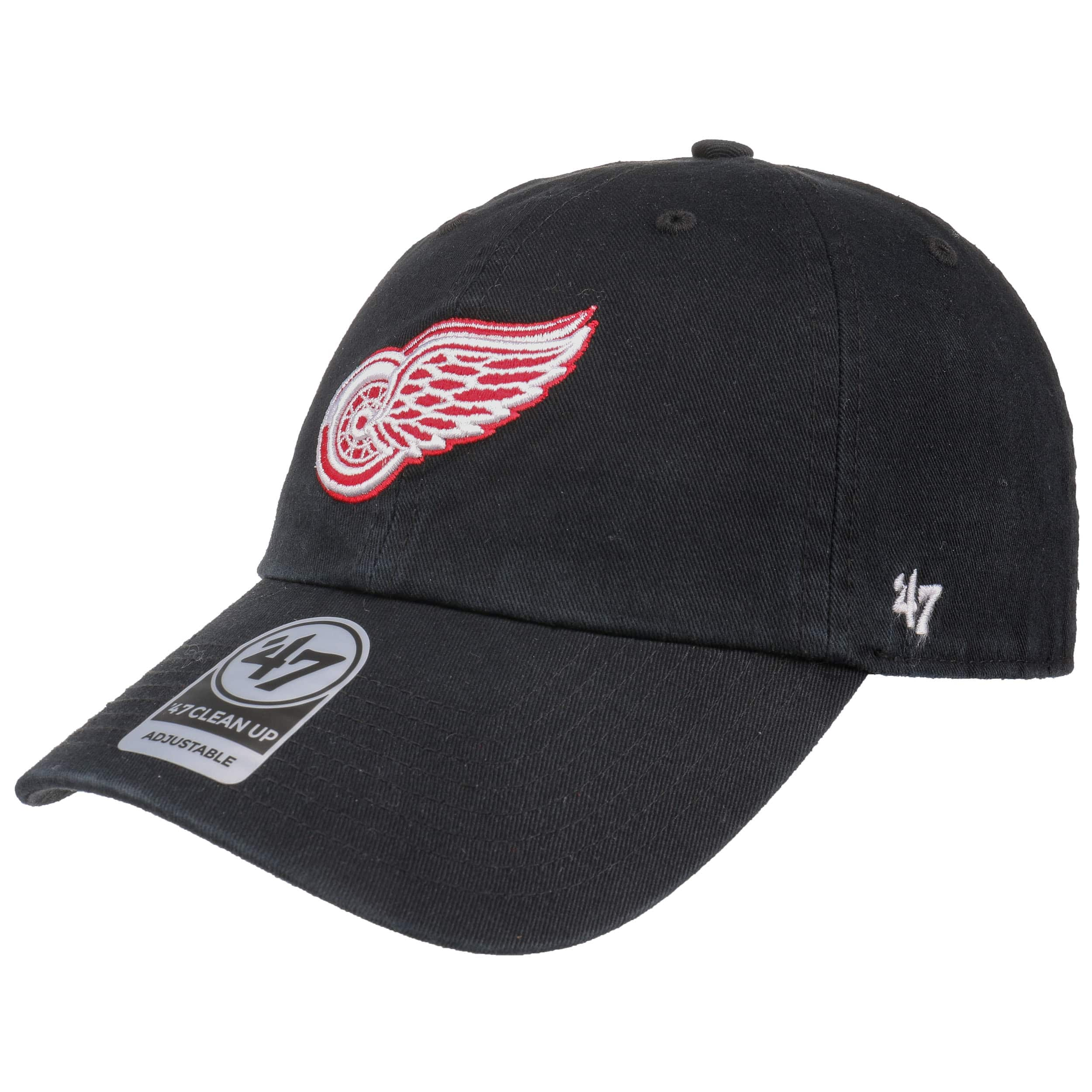 20bb90864de ... low cost cleanup red wings nhl cap by 47 brand 6 51c27 d3b41 ...