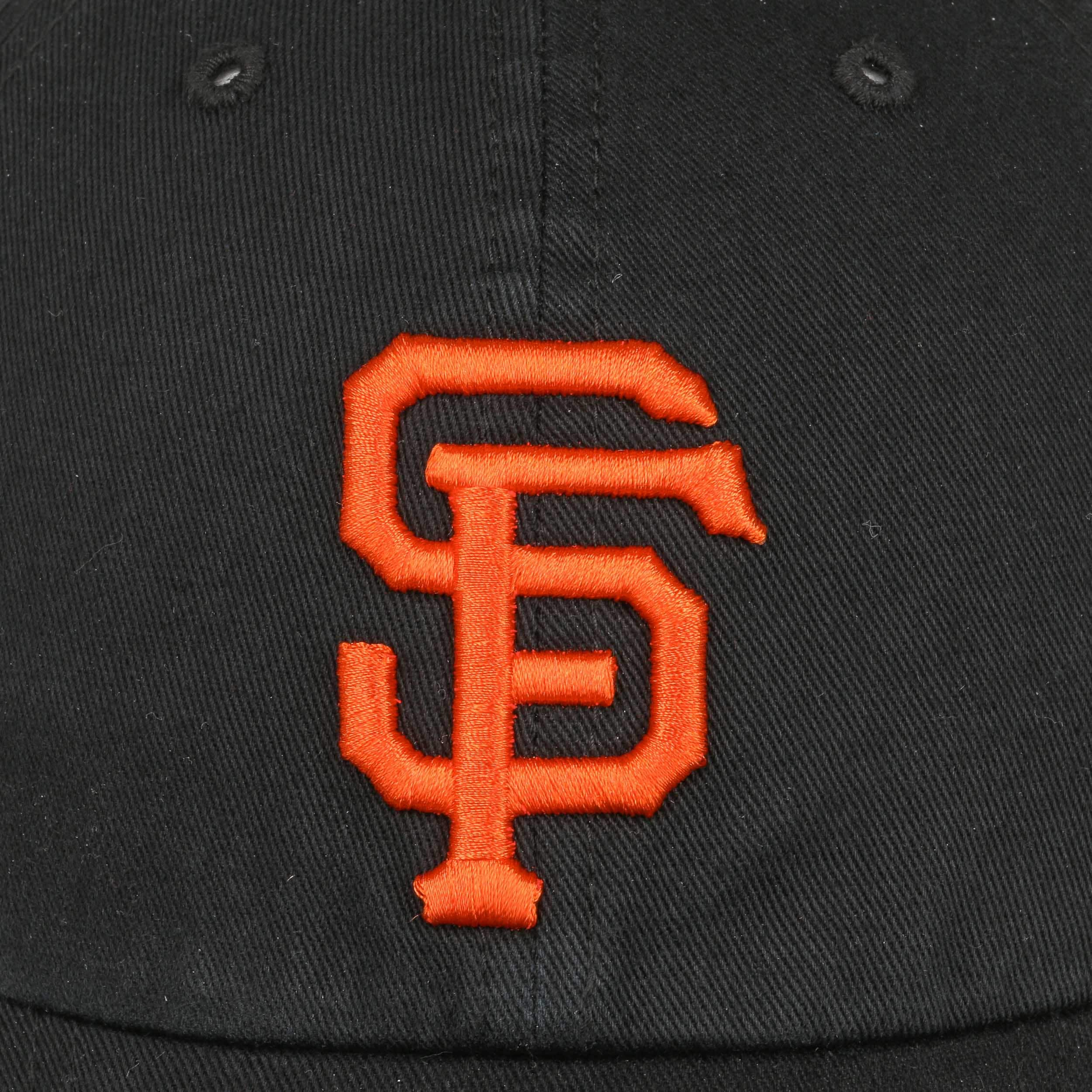 f166350b CleanUp SF Giants Cap by 47 Brand