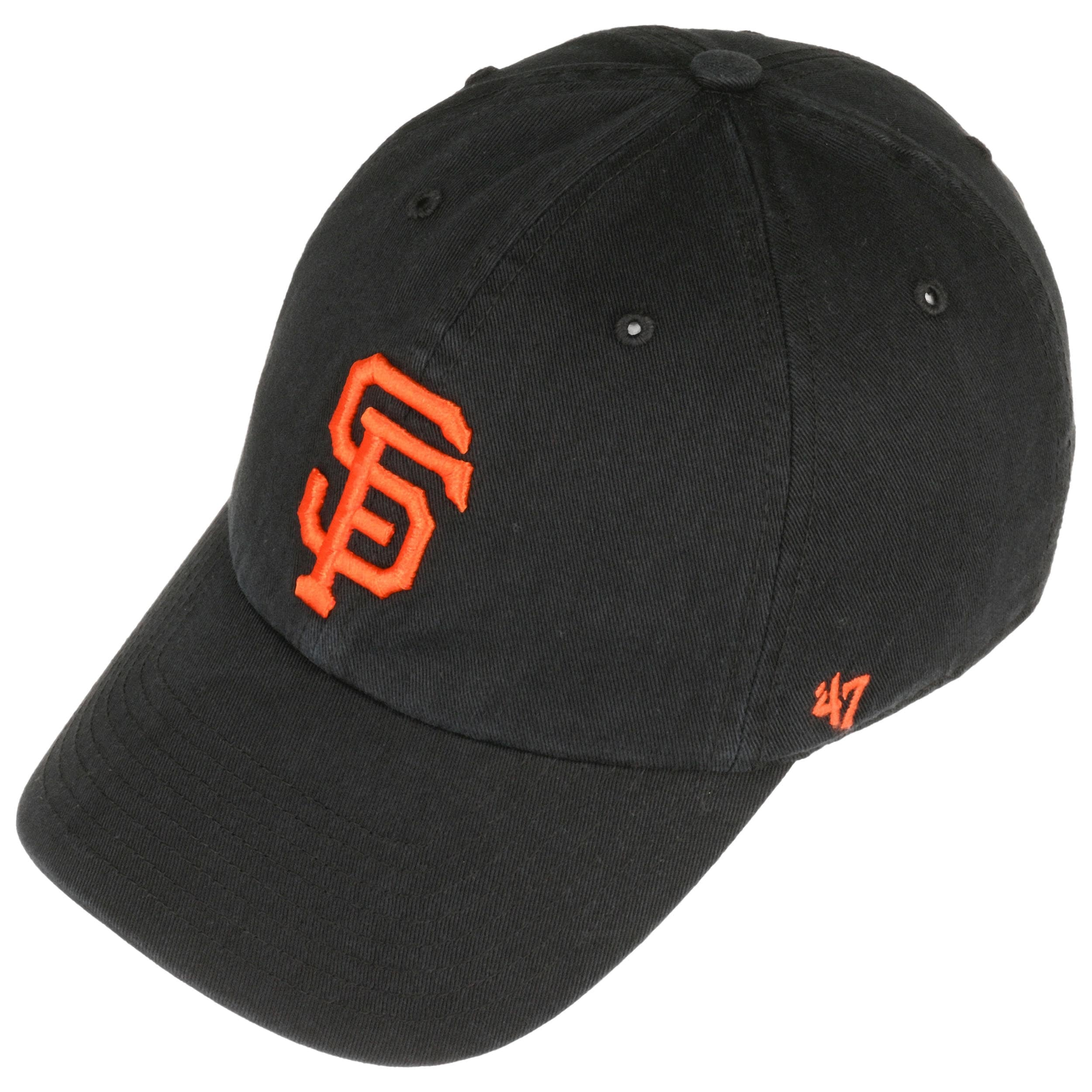 65eda17a ... clean up relaxed slouch hat; denmark 47 brand san francisco giants hat  line vector 4b21c 7230f