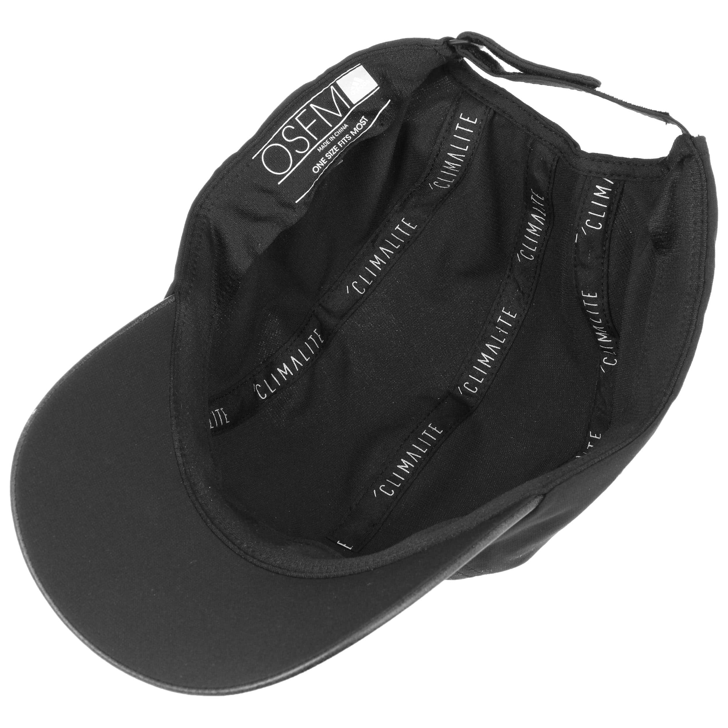 1e04049db0b27c ... Climalite Running Cap by adidas - black 2 ...