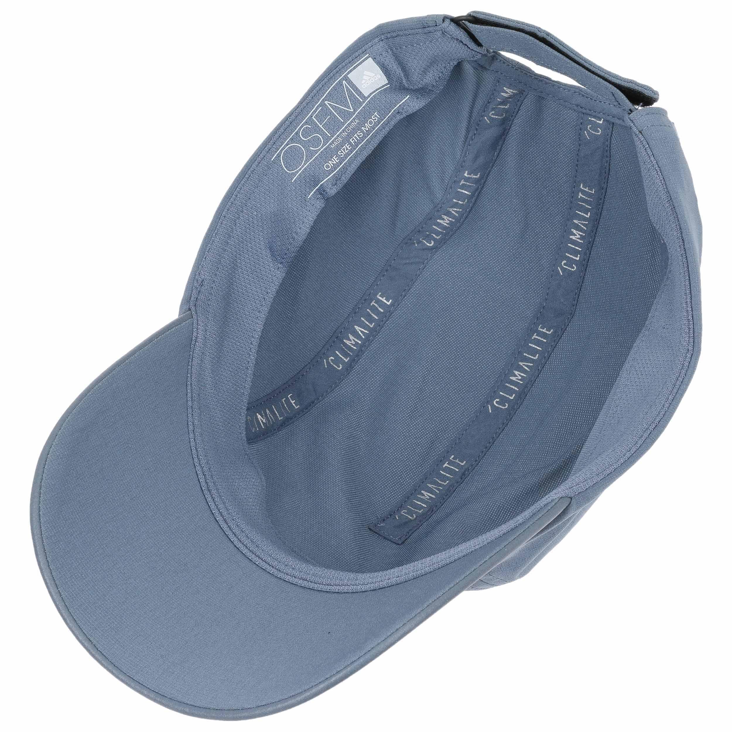 ... Climalite Running Cap by adidas - blue 2 ... 3f47cada1b28