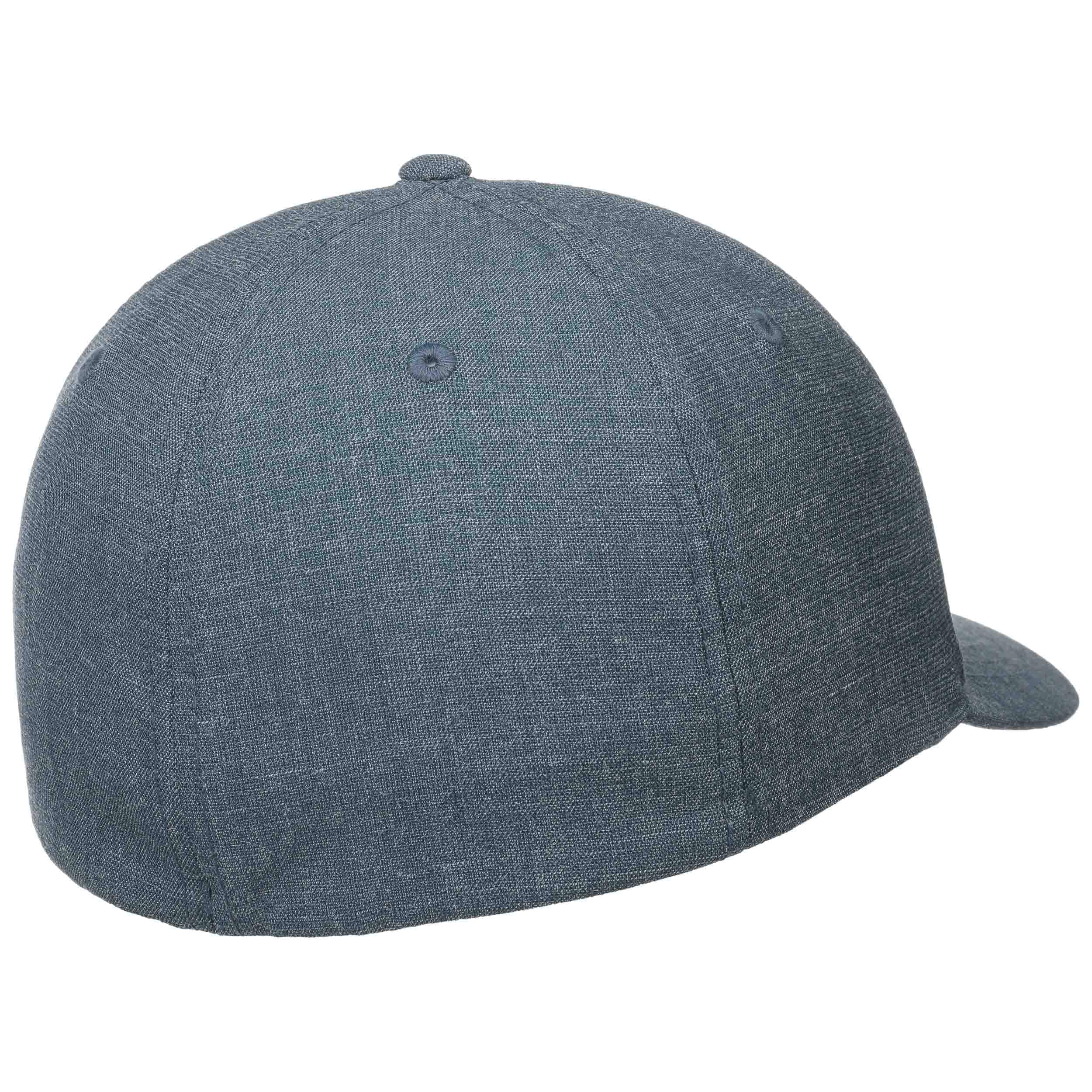 buy online 3212d 82bcf ... Clouded Flexfit Cap by FOX - blue-mottled 3 ...