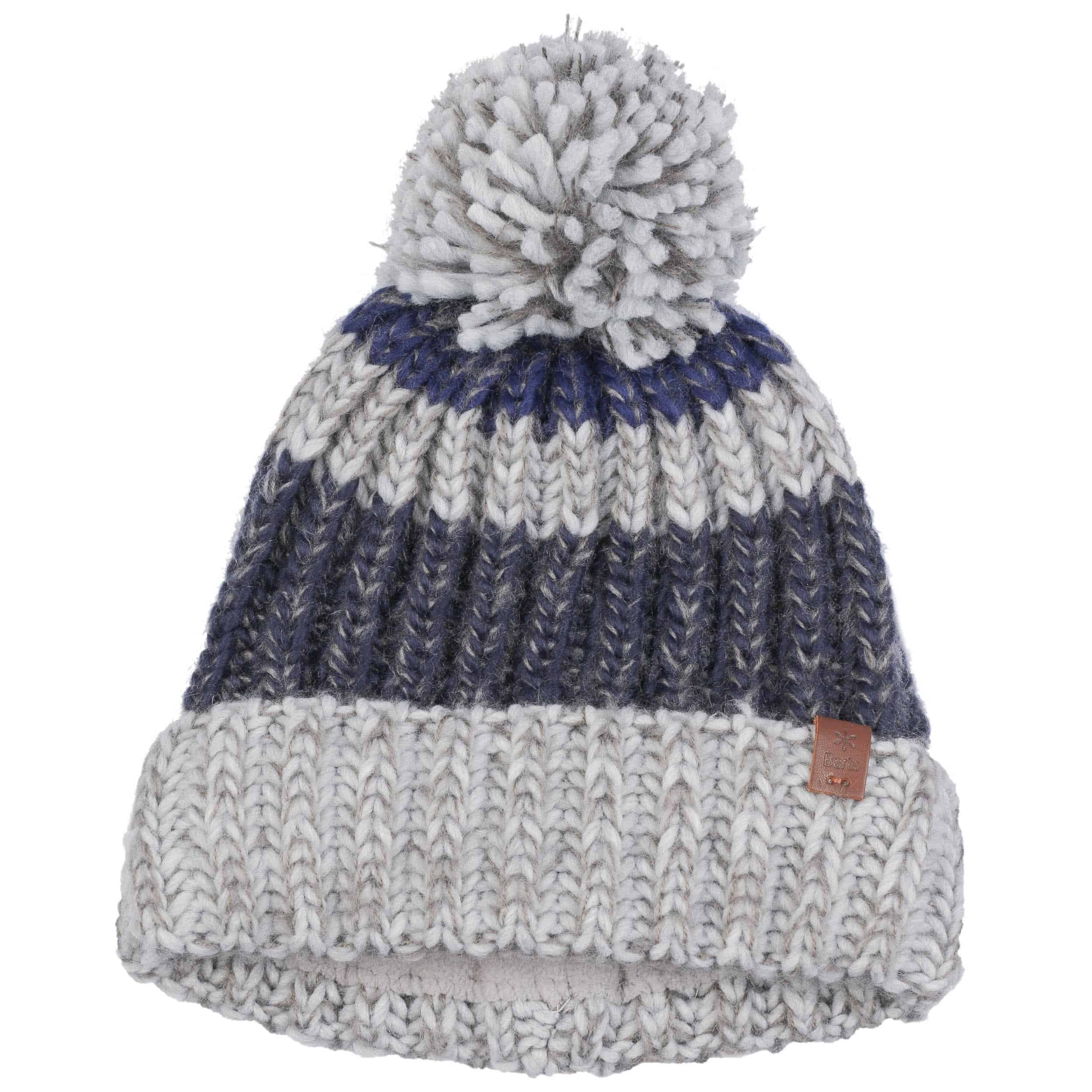 3aa4b70be33d5 ... Cole Beanie Hat by Barts - light grey 1 ...