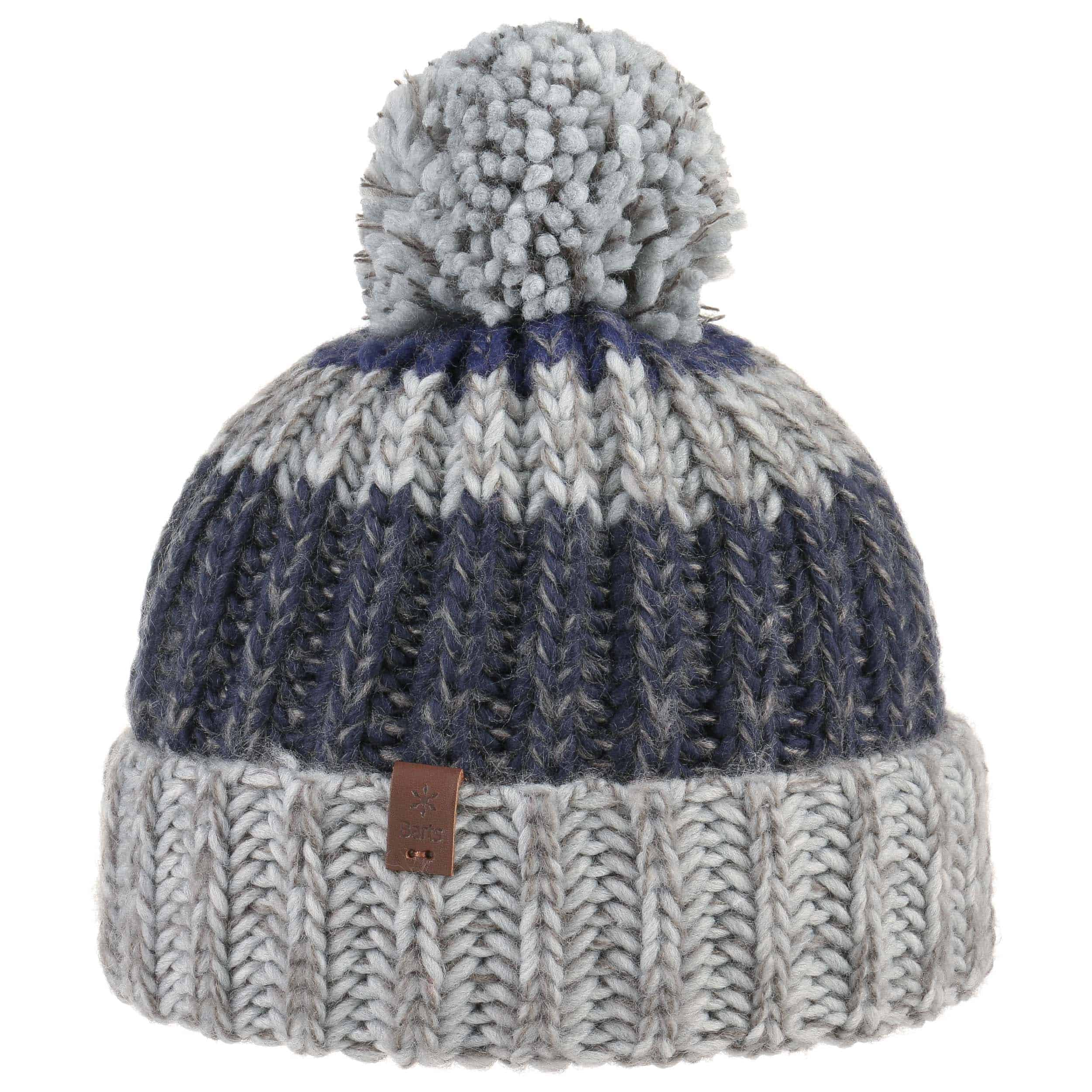 382d386c5b448 ... Cole Beanie Hat by Barts - light grey 3 ...