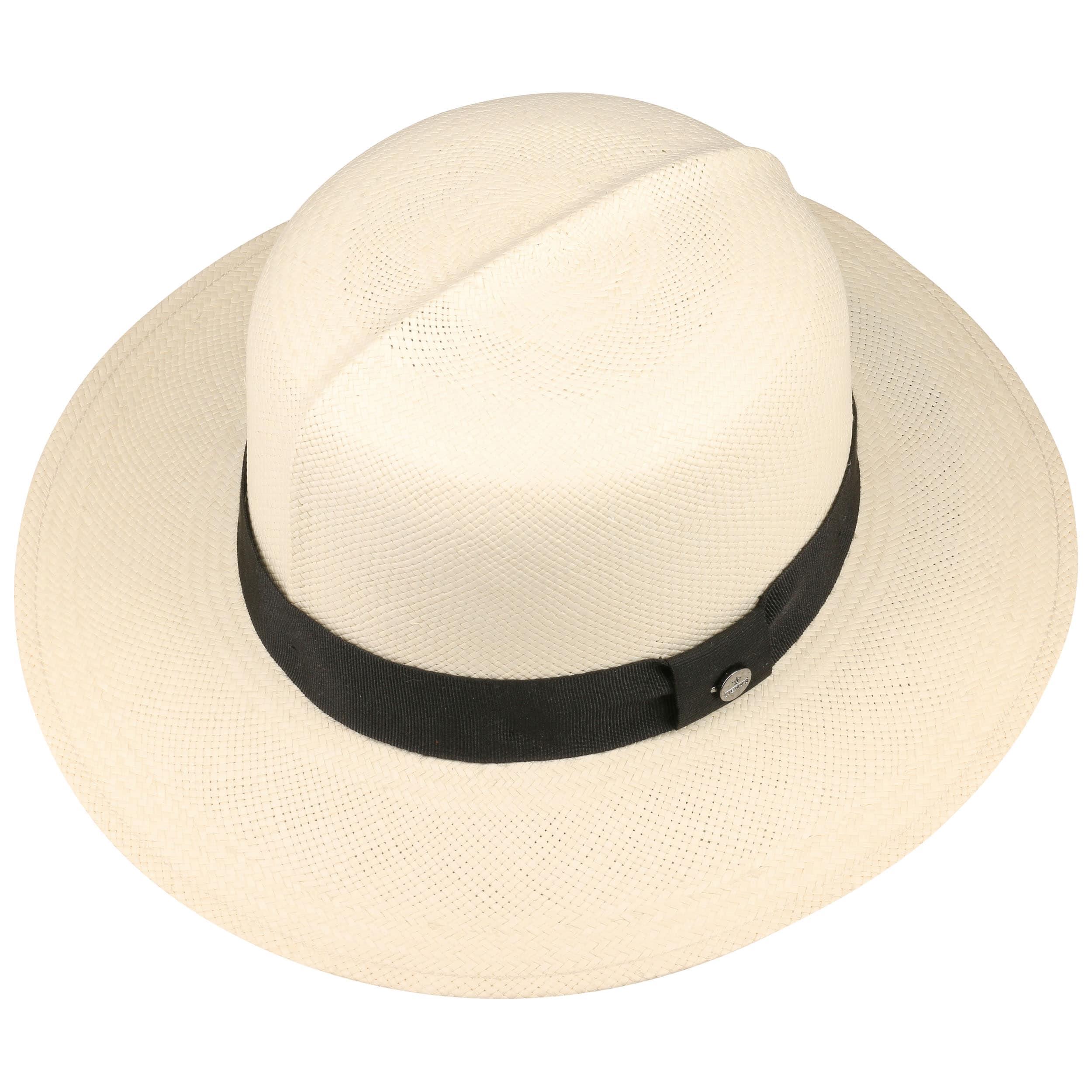 e782f104c2863e Colonial Panama Hat by Lierys - white 1 ...