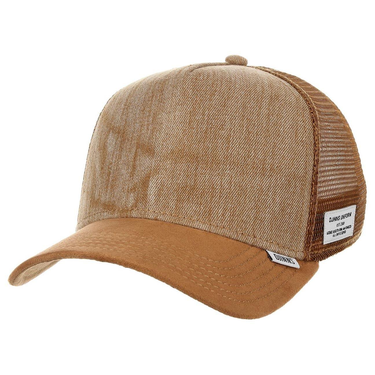 color denim trucker cap by djinns eur 21 99 hats. Black Bedroom Furniture Sets. Home Design Ideas