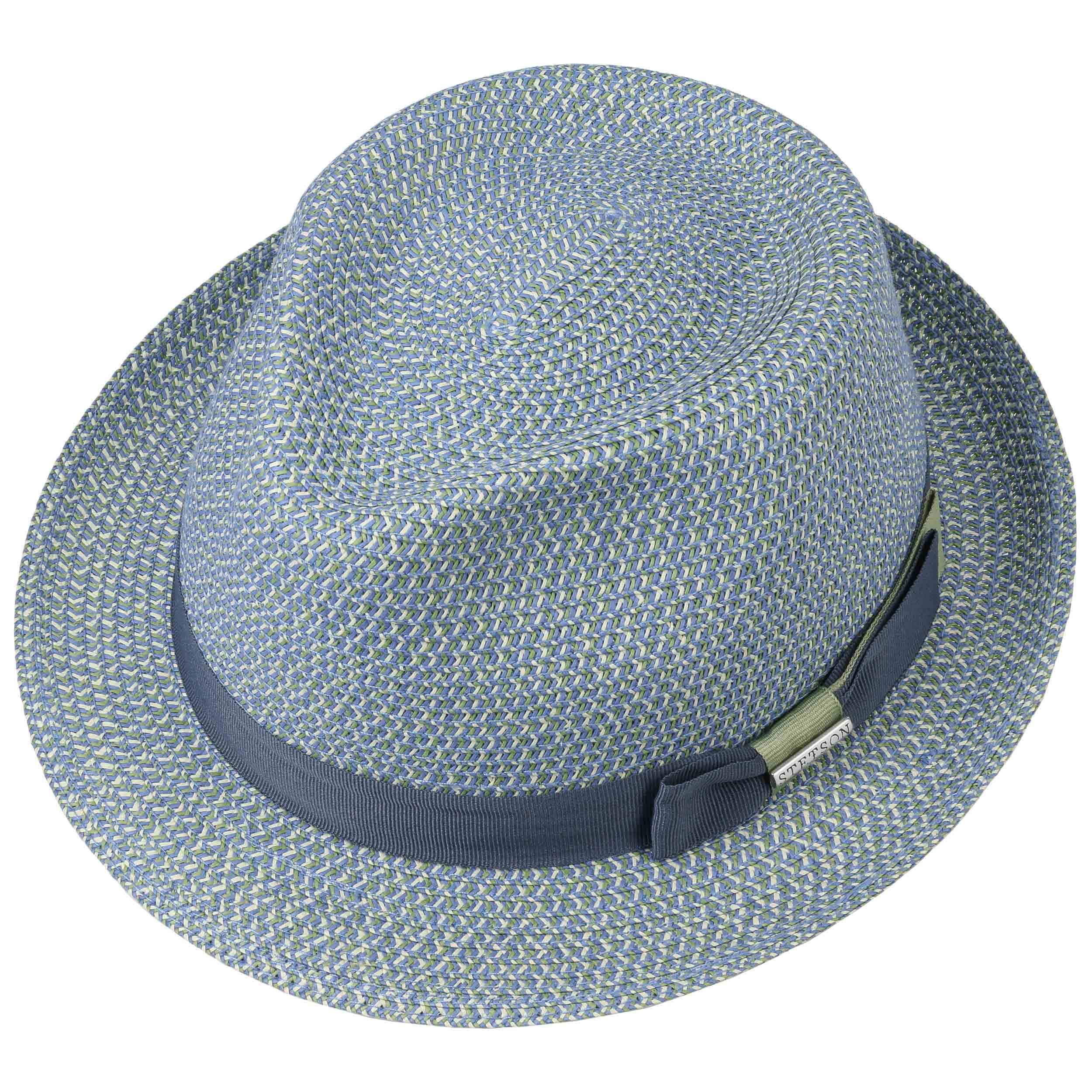 best sneakers really comfortable hot sales Contrast Colour Toyo Trilby Hut by Stetson