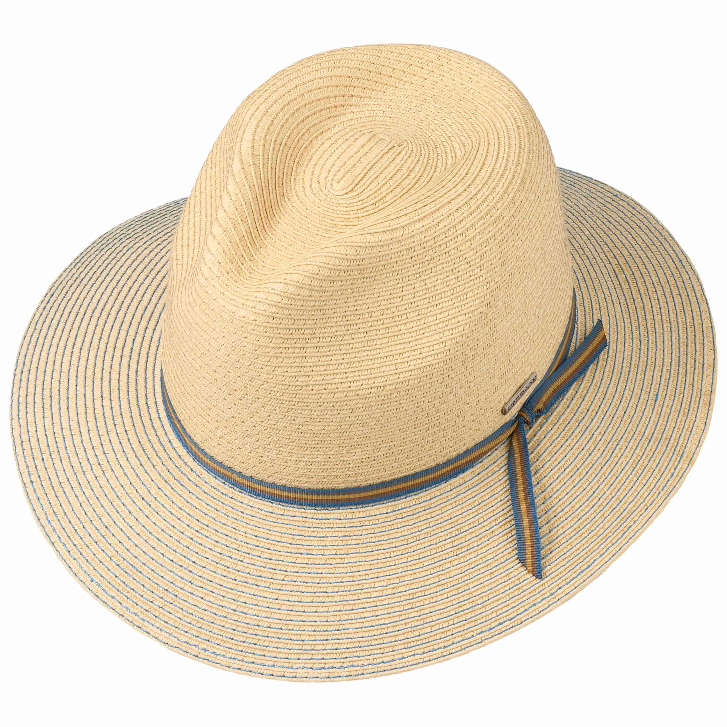 99d06ddb8f1 ... Contrast Stitch Toyo Floppy Hat by Stetson - nature 1 ...