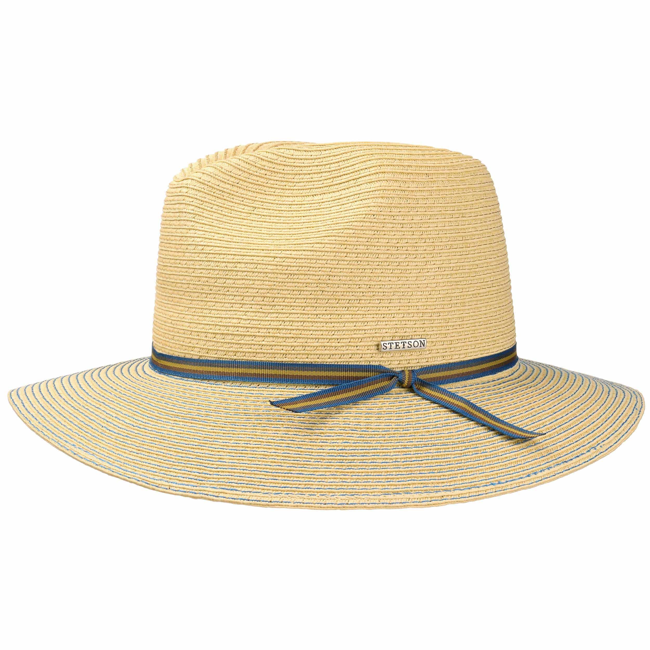 Contrast Stitch Toyo Floppy Hat by Stetson Sun hats Stetson jVHTM