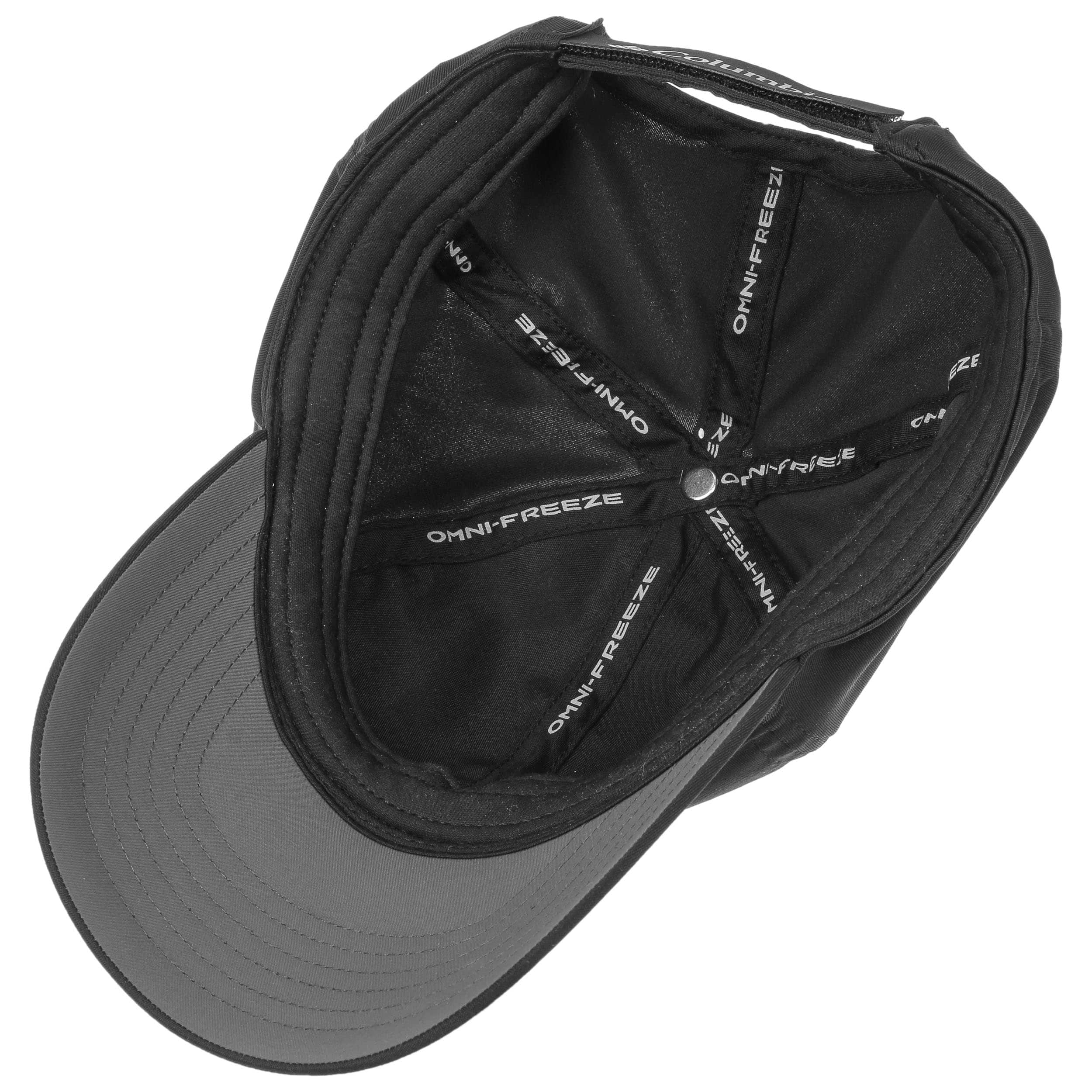 ... Coolhead Strapback Cap by Columbia - black 2 ... 0ee3800d1a1