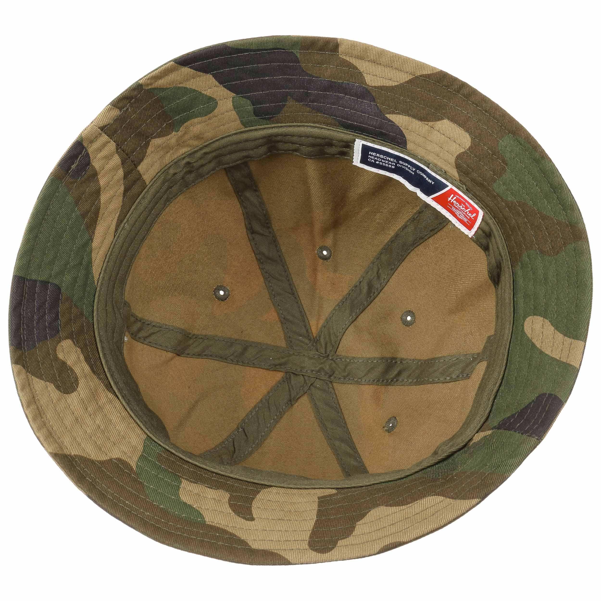 100007f10c9f ... Cooperman Pattern Bucket Hat by Herschel - camouflage 2 ...